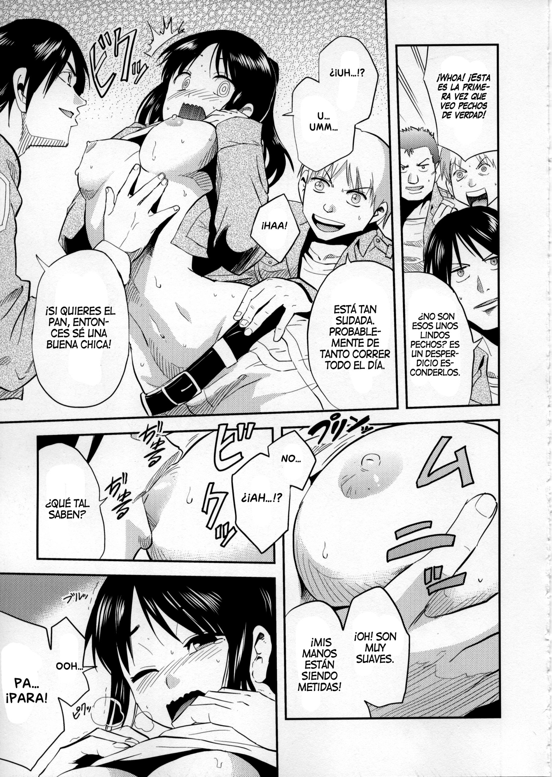 Attack on hungry girl hentai manga picture 06