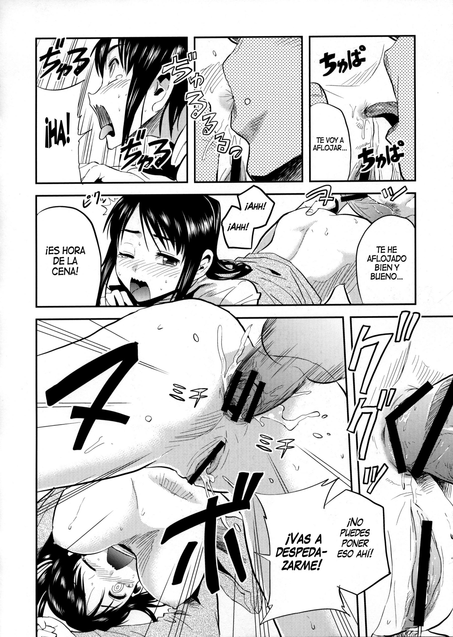 Attack on hungry girl hentai manga picture 17