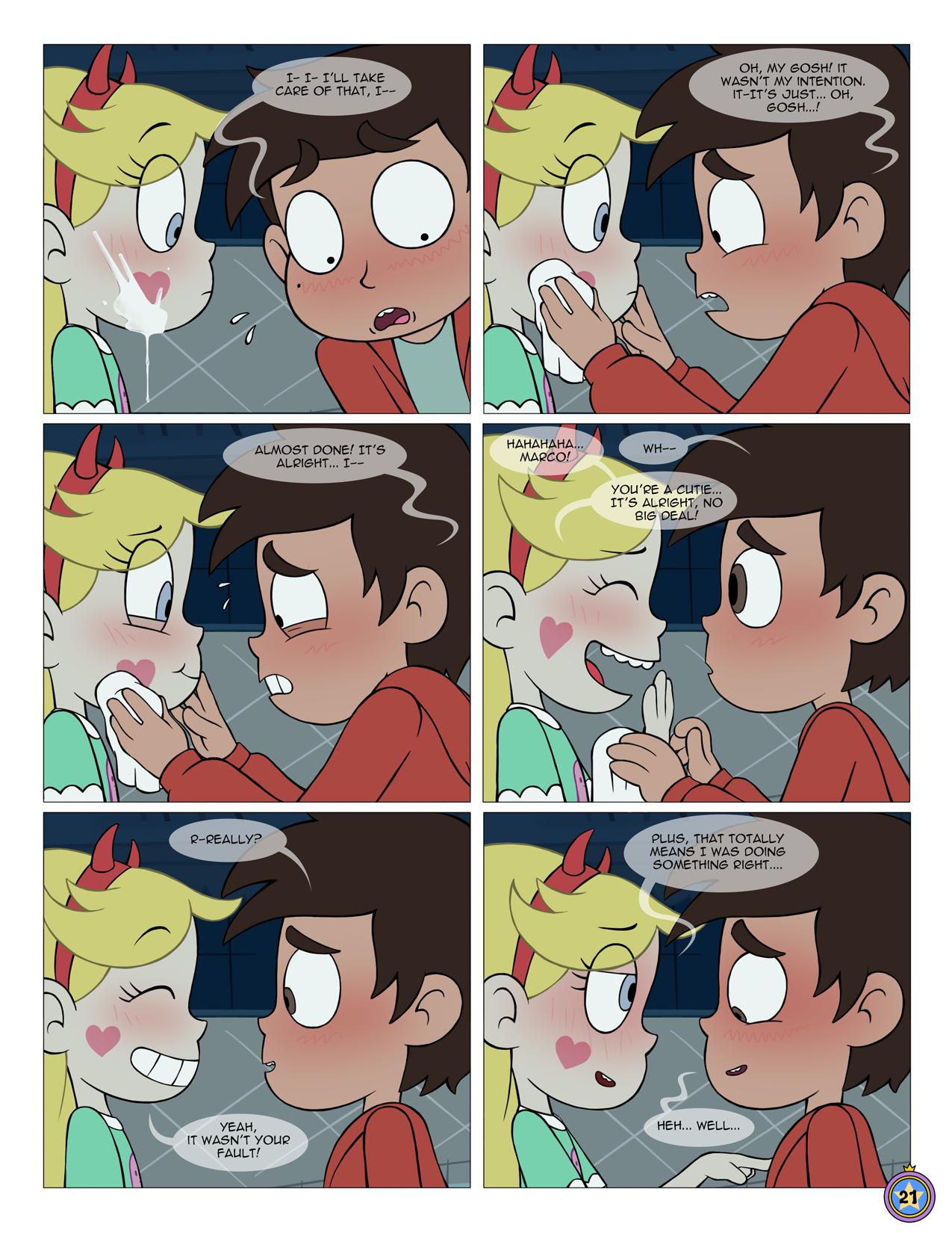 Between friends porn comic picture 022