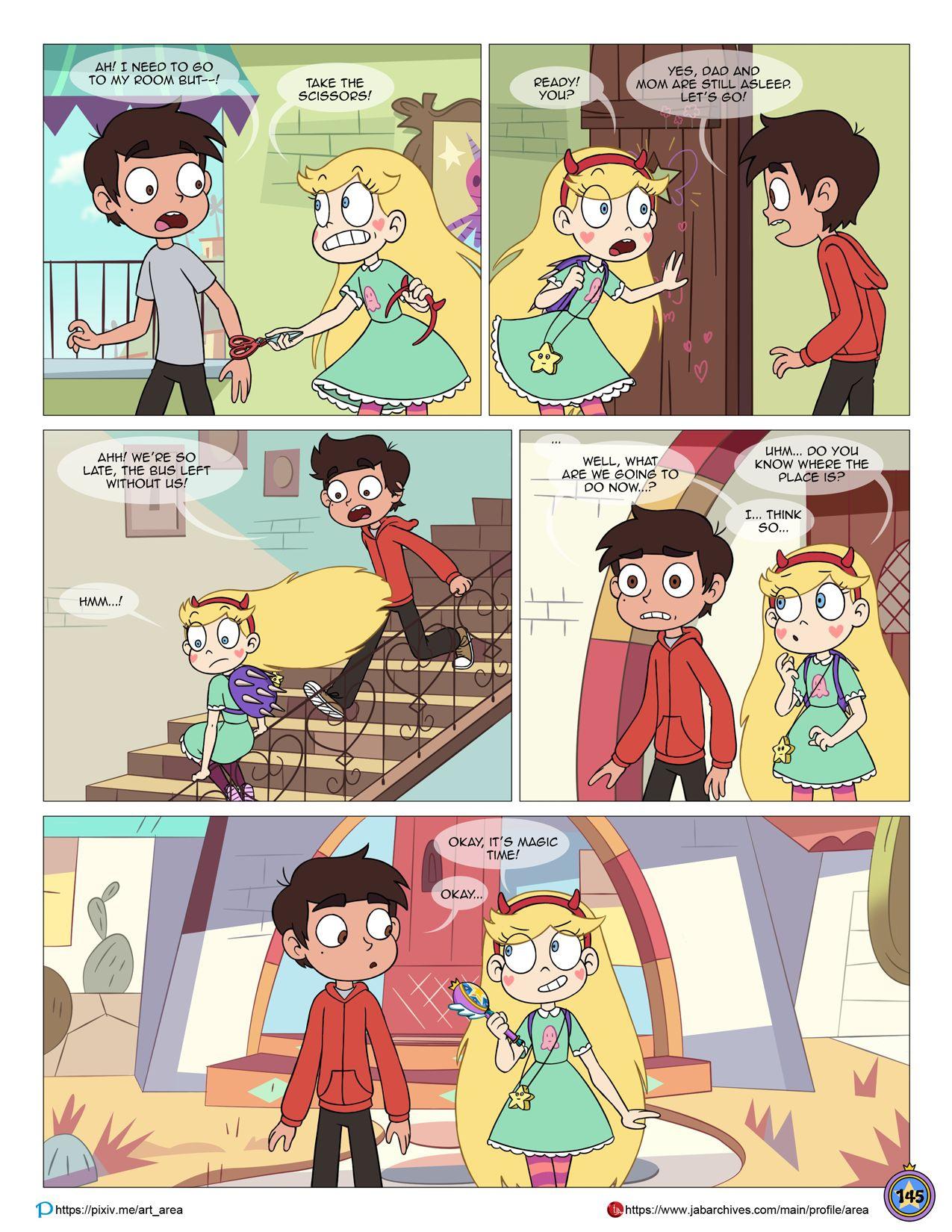 Between friends porn comic picture 146