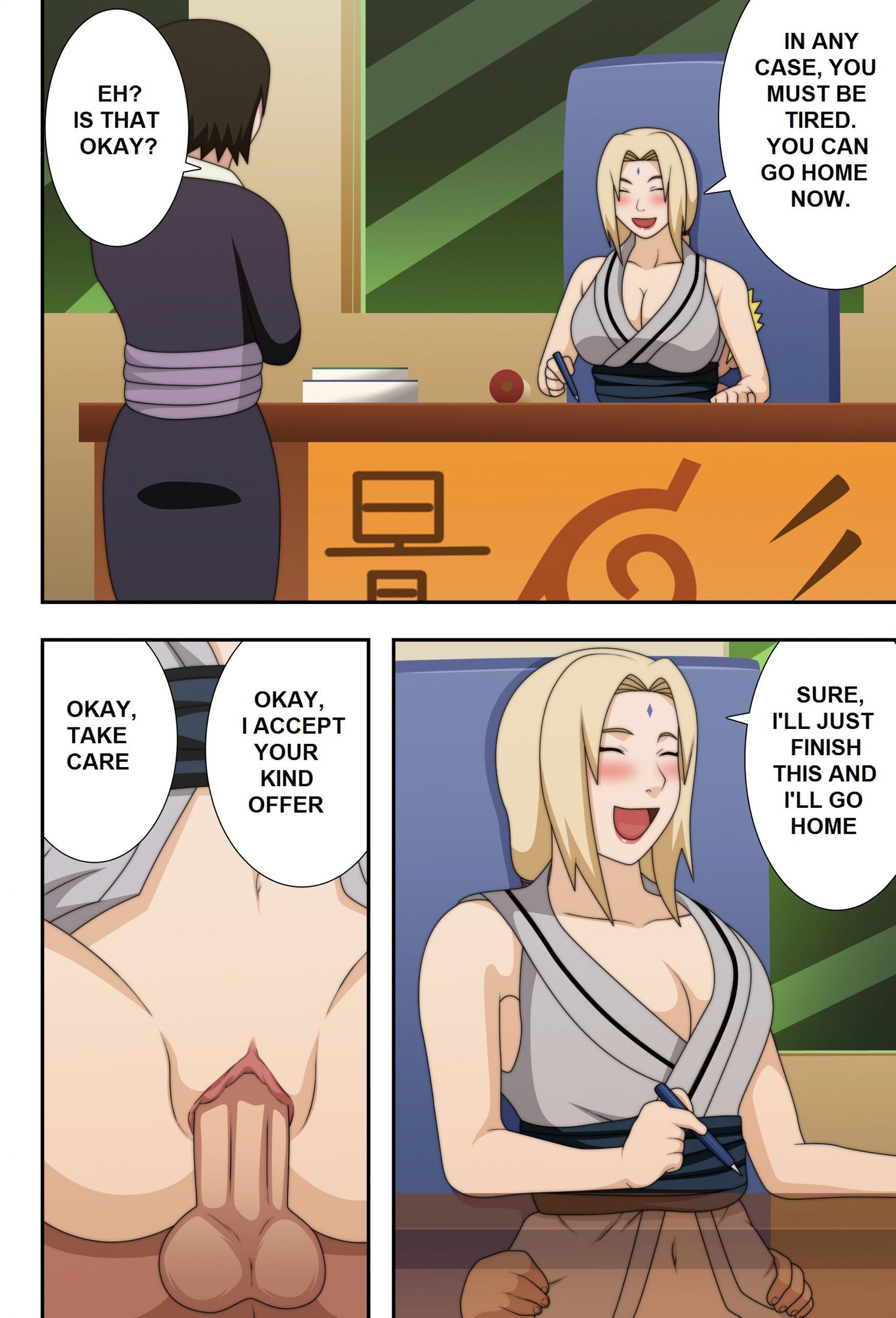 Kyonyuu no ninja chichikage hentai manga picture 26
