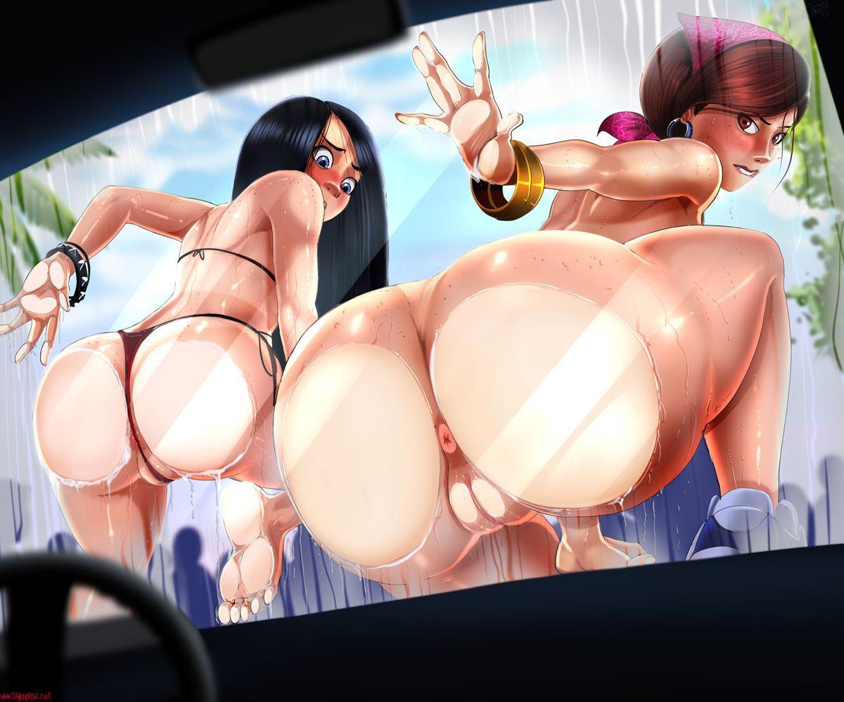 Parr family series porn comic picture 25