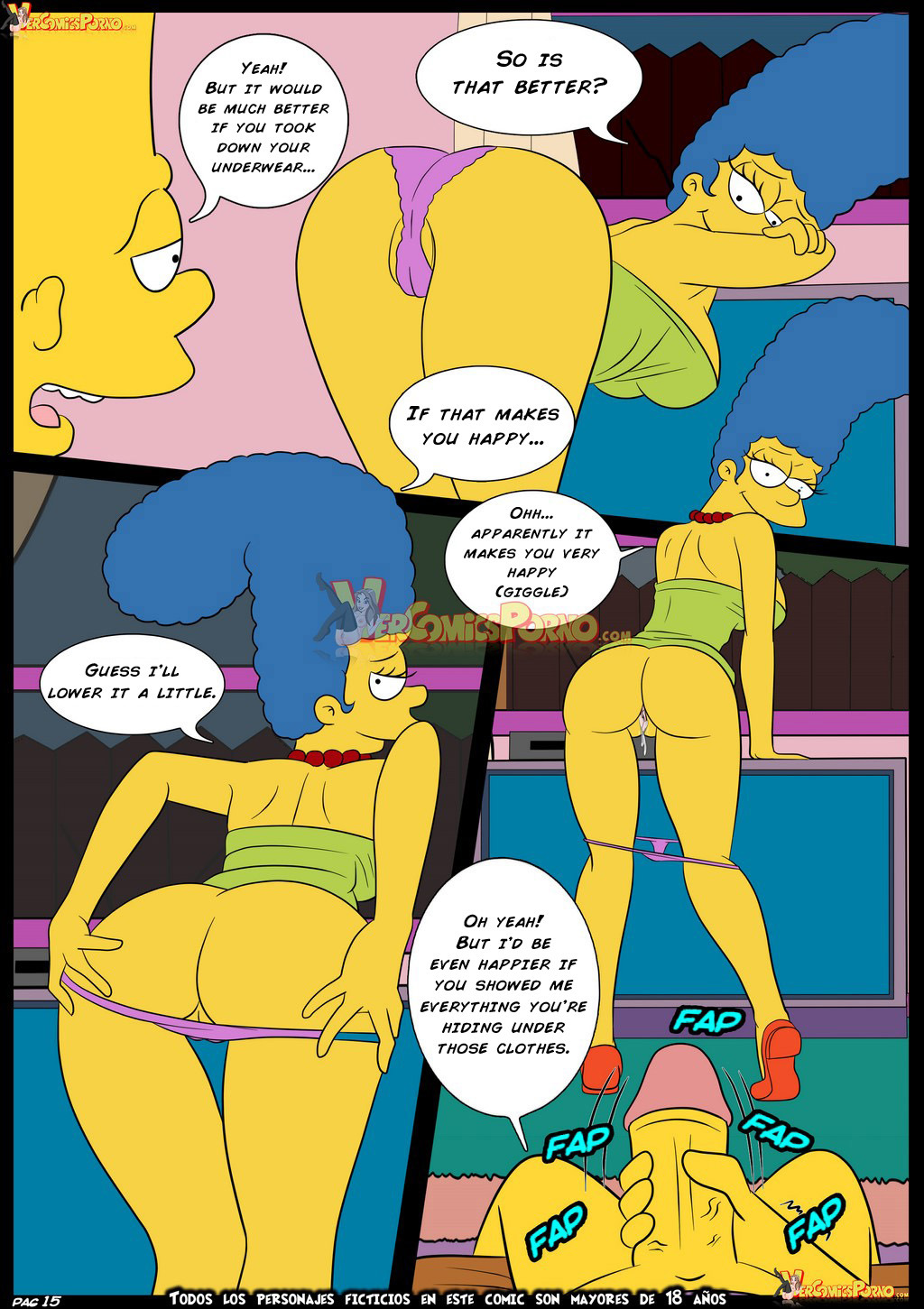 Simpsorama 1 future purchase porn comic picture 16