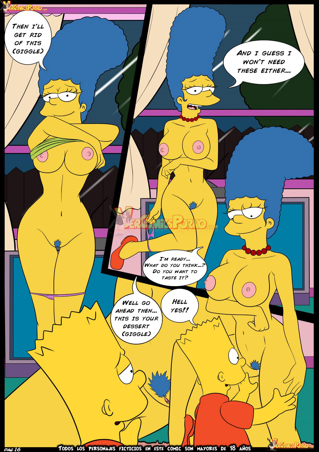 Simpsorama 1 future purchase porn comic picture 17