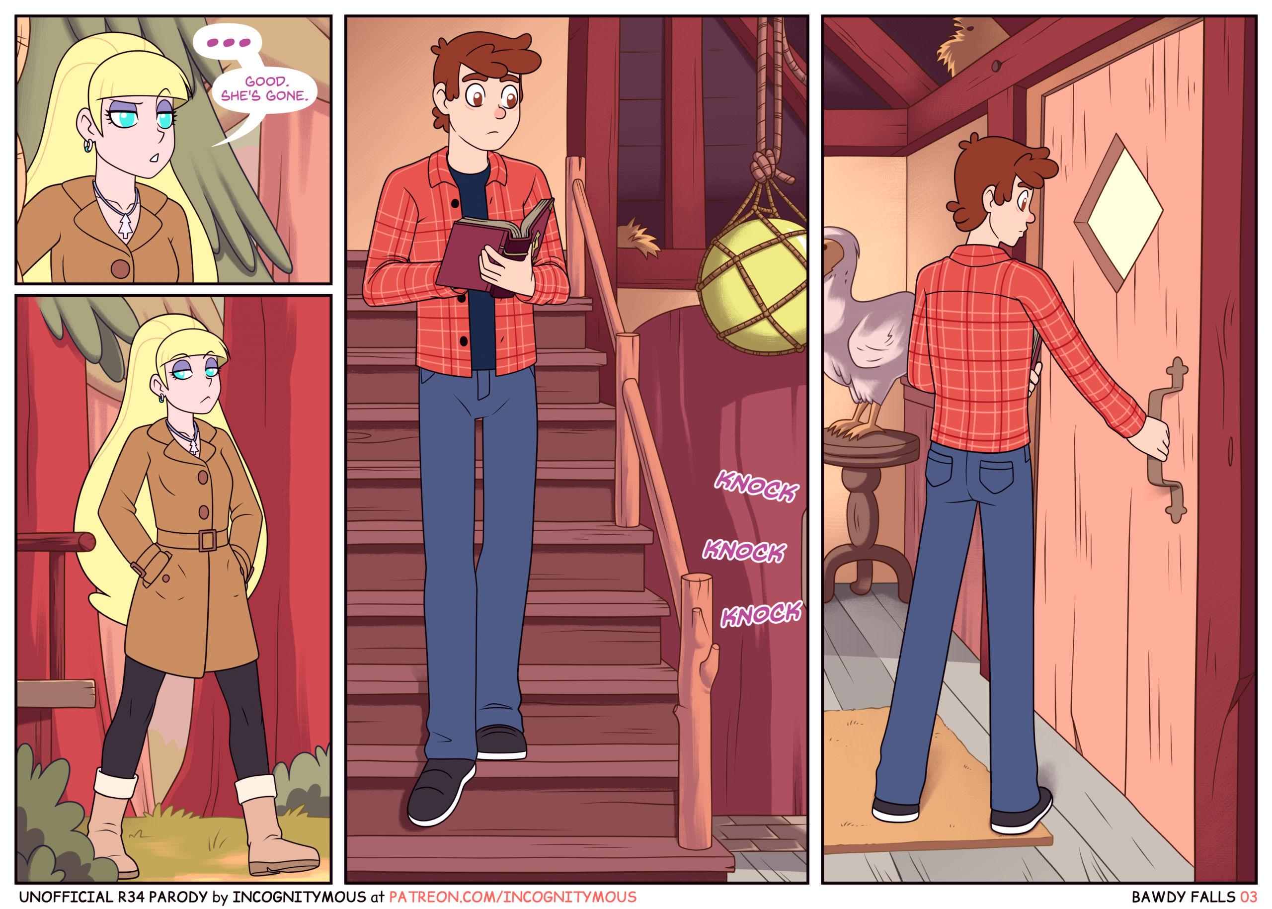 Bawdy falls porn comic picture 003