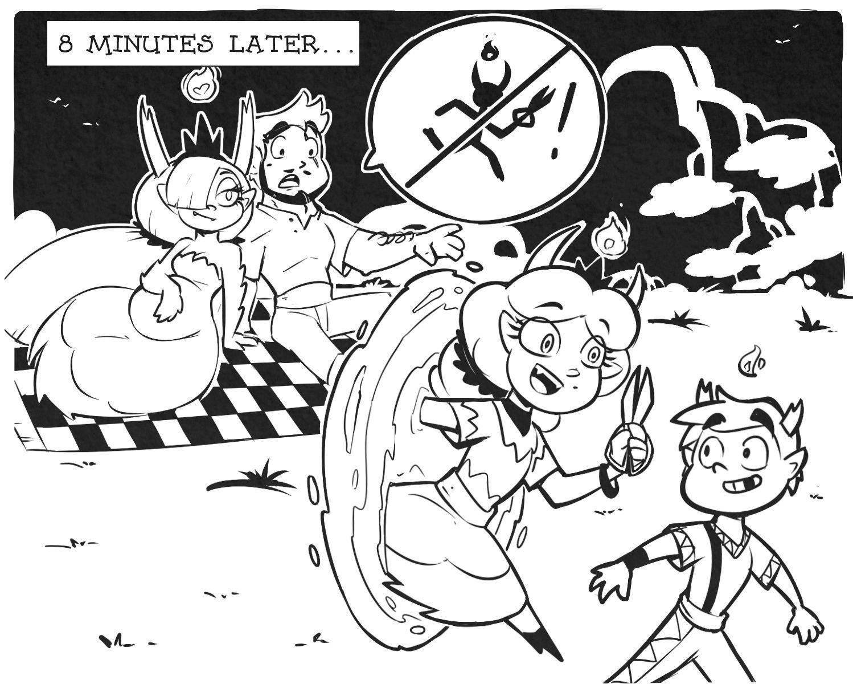 Markapoo porn comic picture 51