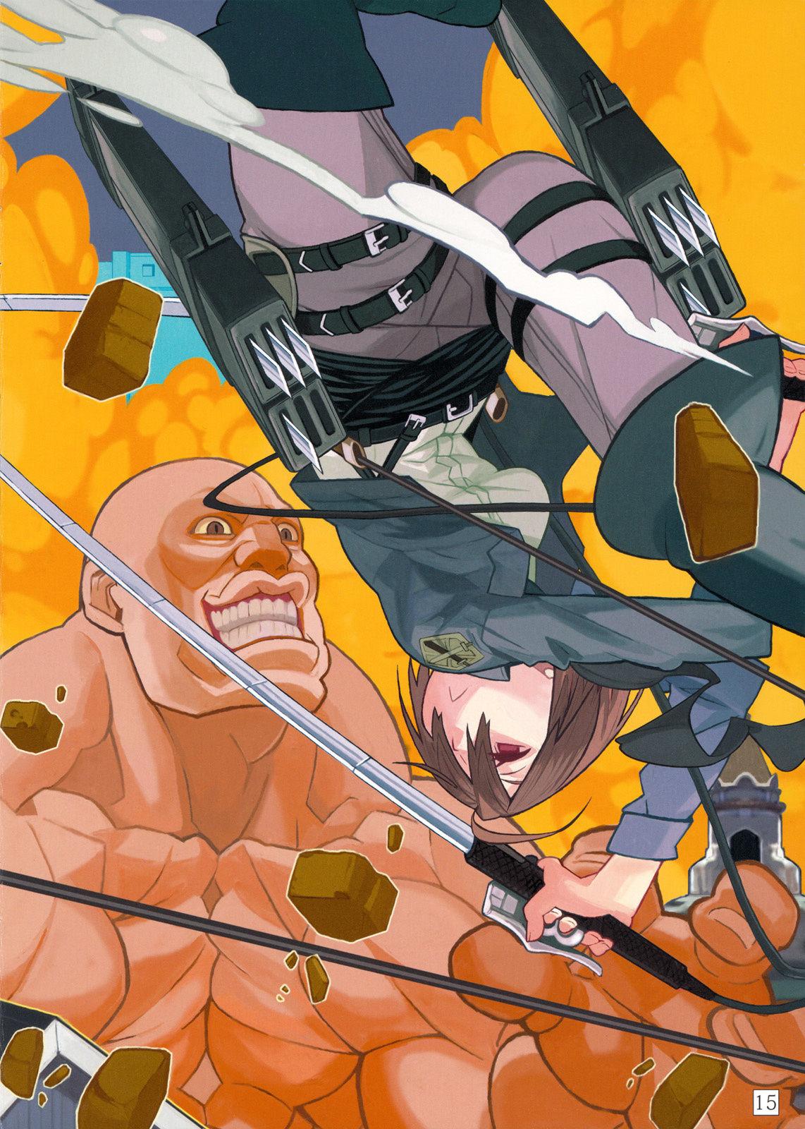 Shinngeki vol 1 hentai manga picture 12