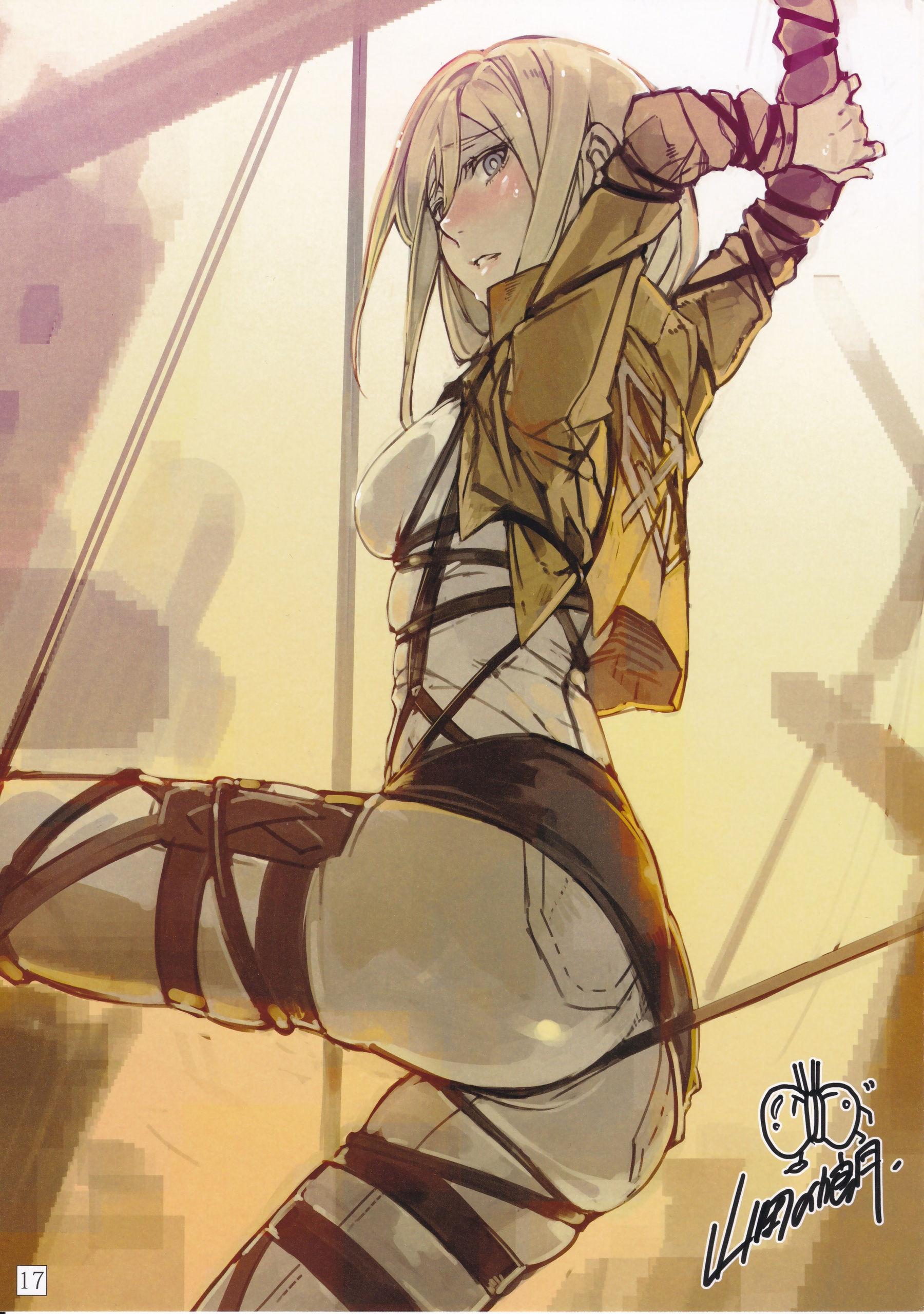 Shinngeki vol 4 hentai manga picture 16