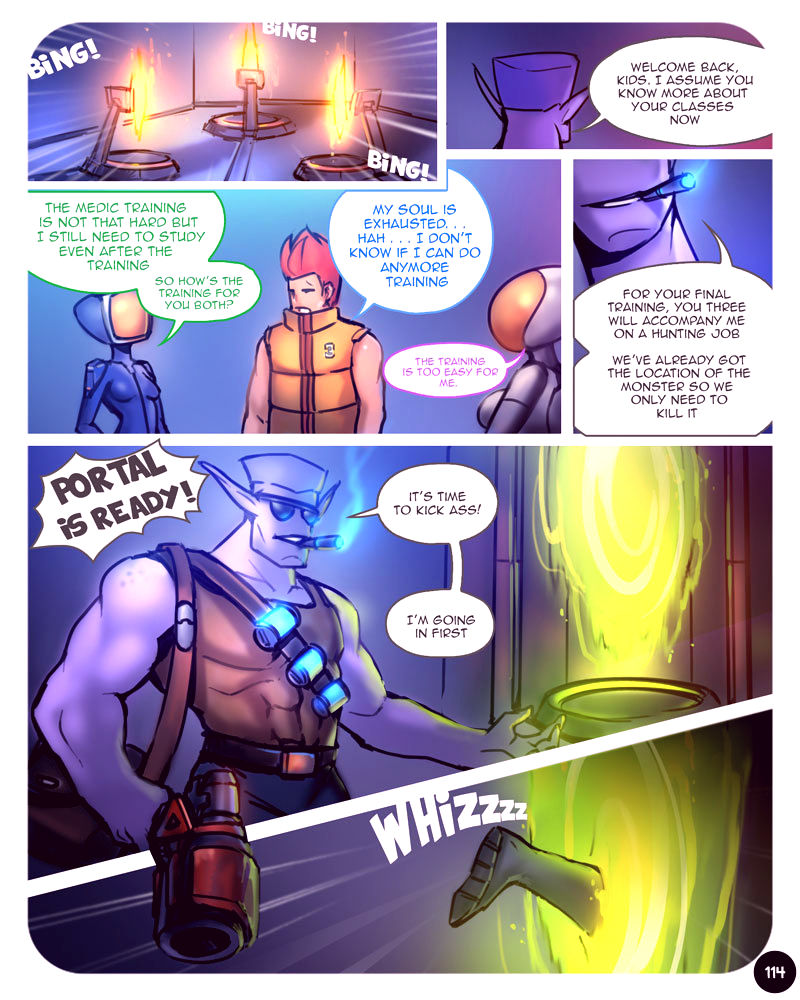 S expedition porn comic picture 117