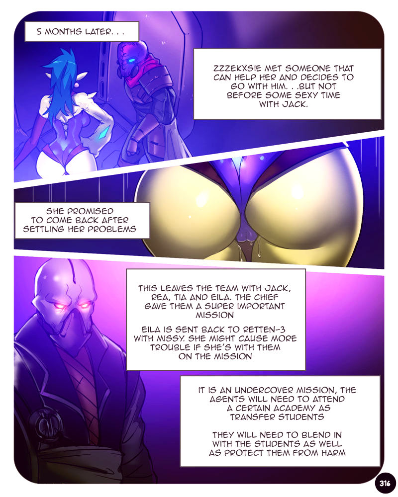 S expedition porn comic picture 323