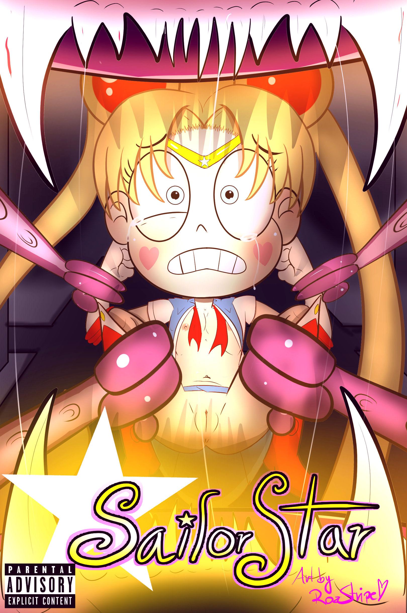 Sailor star porn comic picture 1