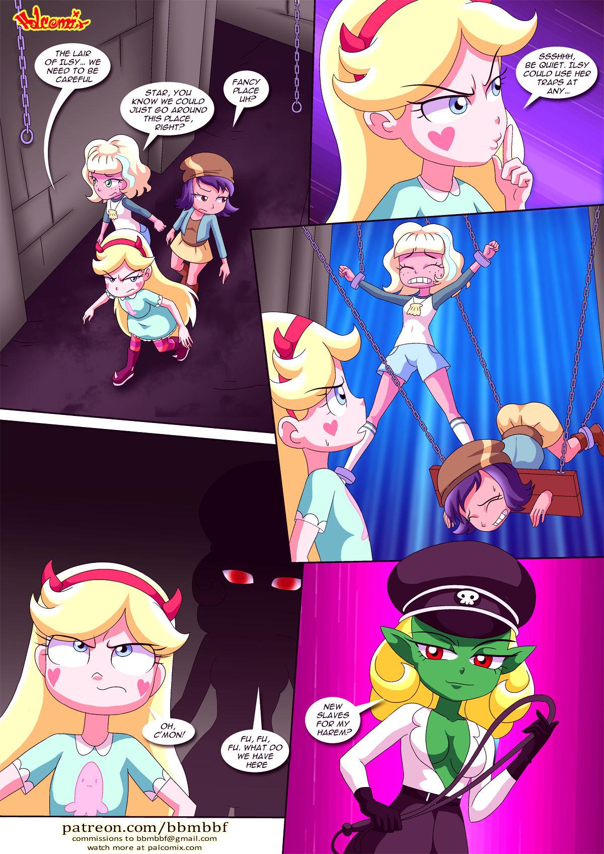 Saving princess marco porn comic picture 20