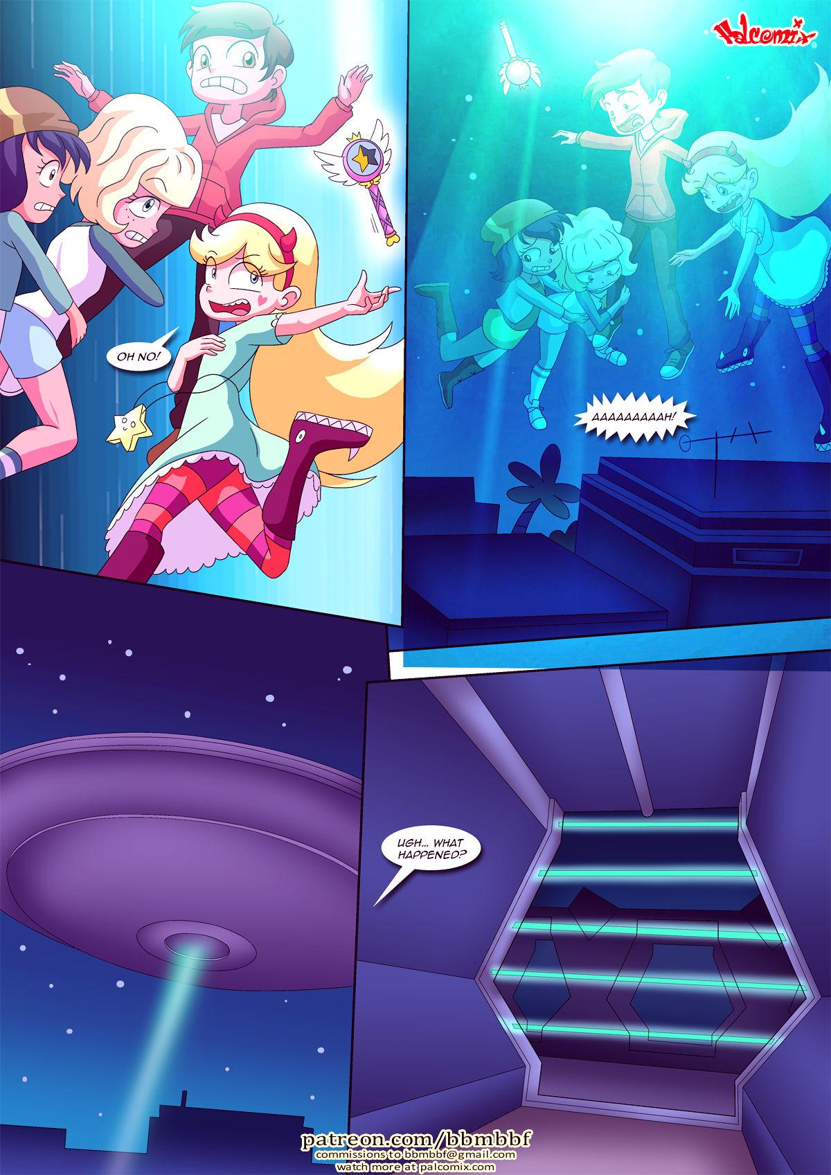 Saving princess marco porn comic picture 4