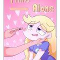 Time alone porn comic picture 1
