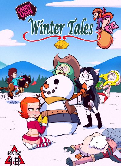 Winter tales porn comic picture 1