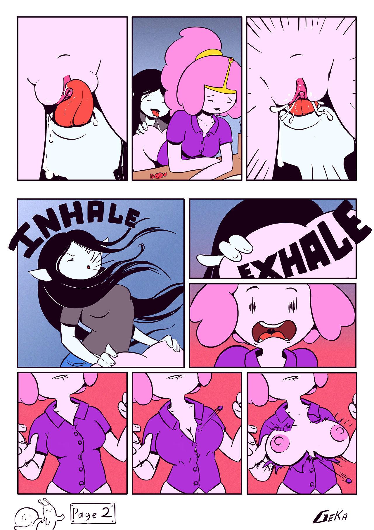 Bubbleline xxx porn comic picture 2