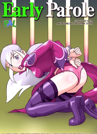 Early parole porn comic picture 1