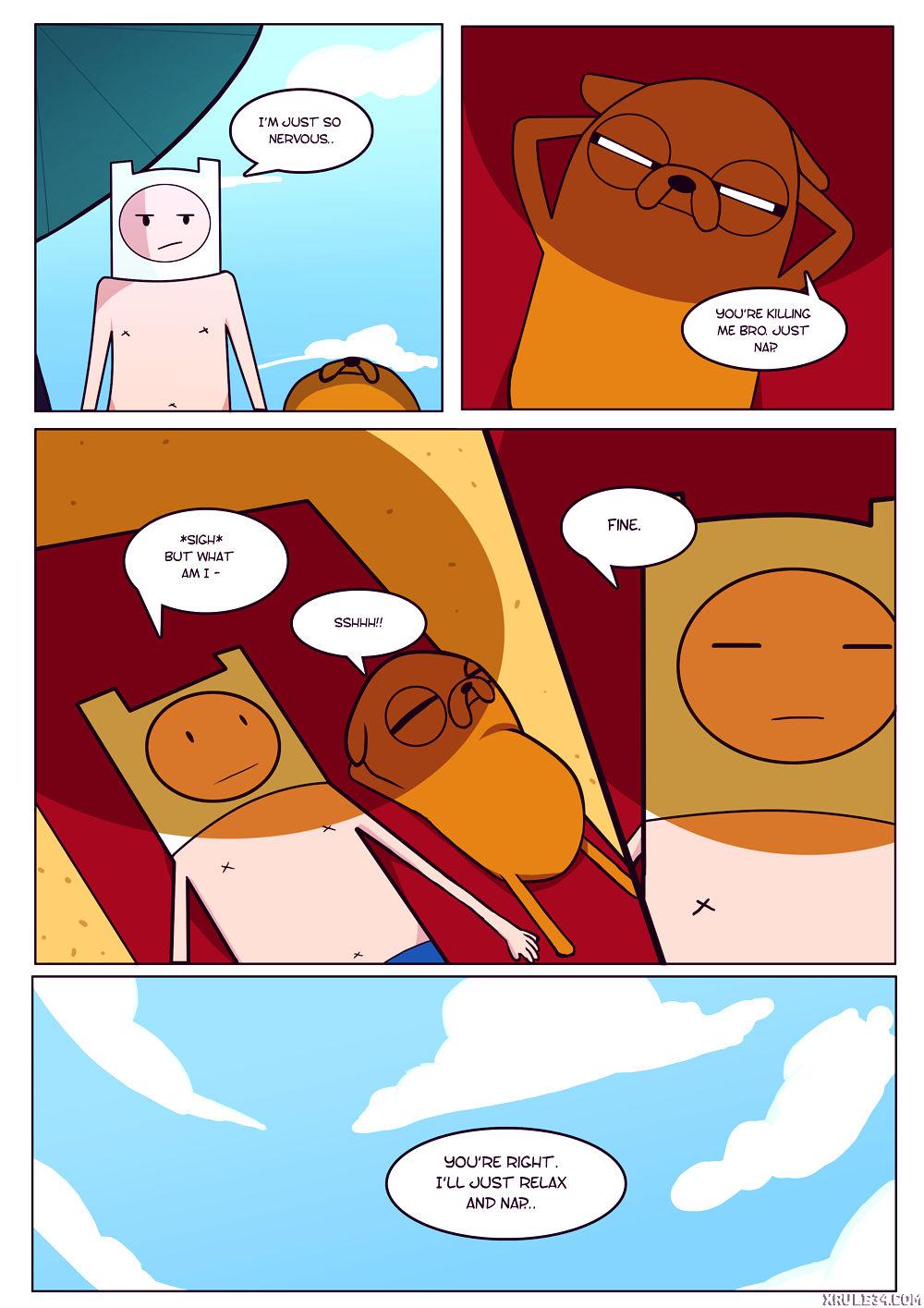Gotta stretch that laffy taffy porn comic picture 2