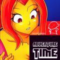 Hora de aventura ice age porn comic picture 1