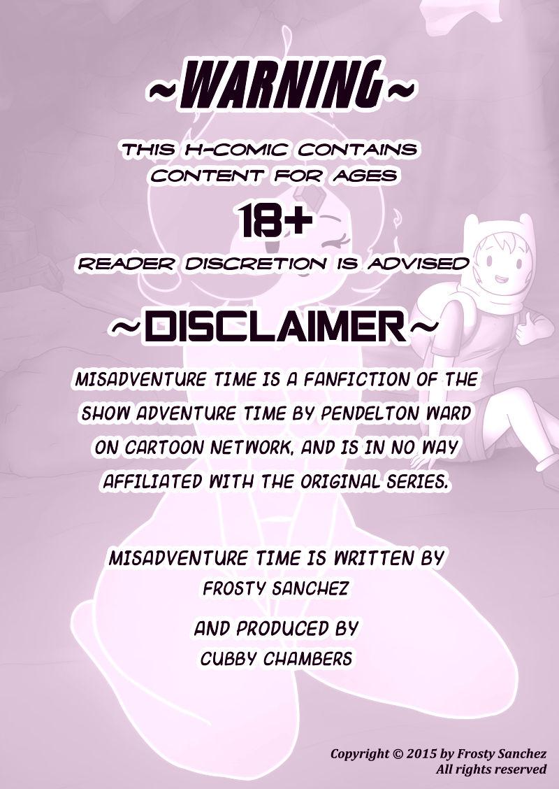 Misadventure time 3 vault of boners porn comic picture 2
