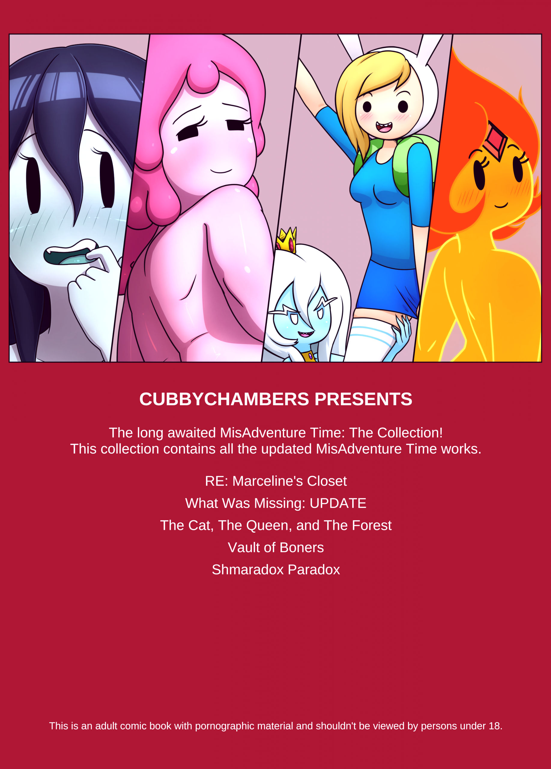 Misadventure time the collection porn comic picture 106