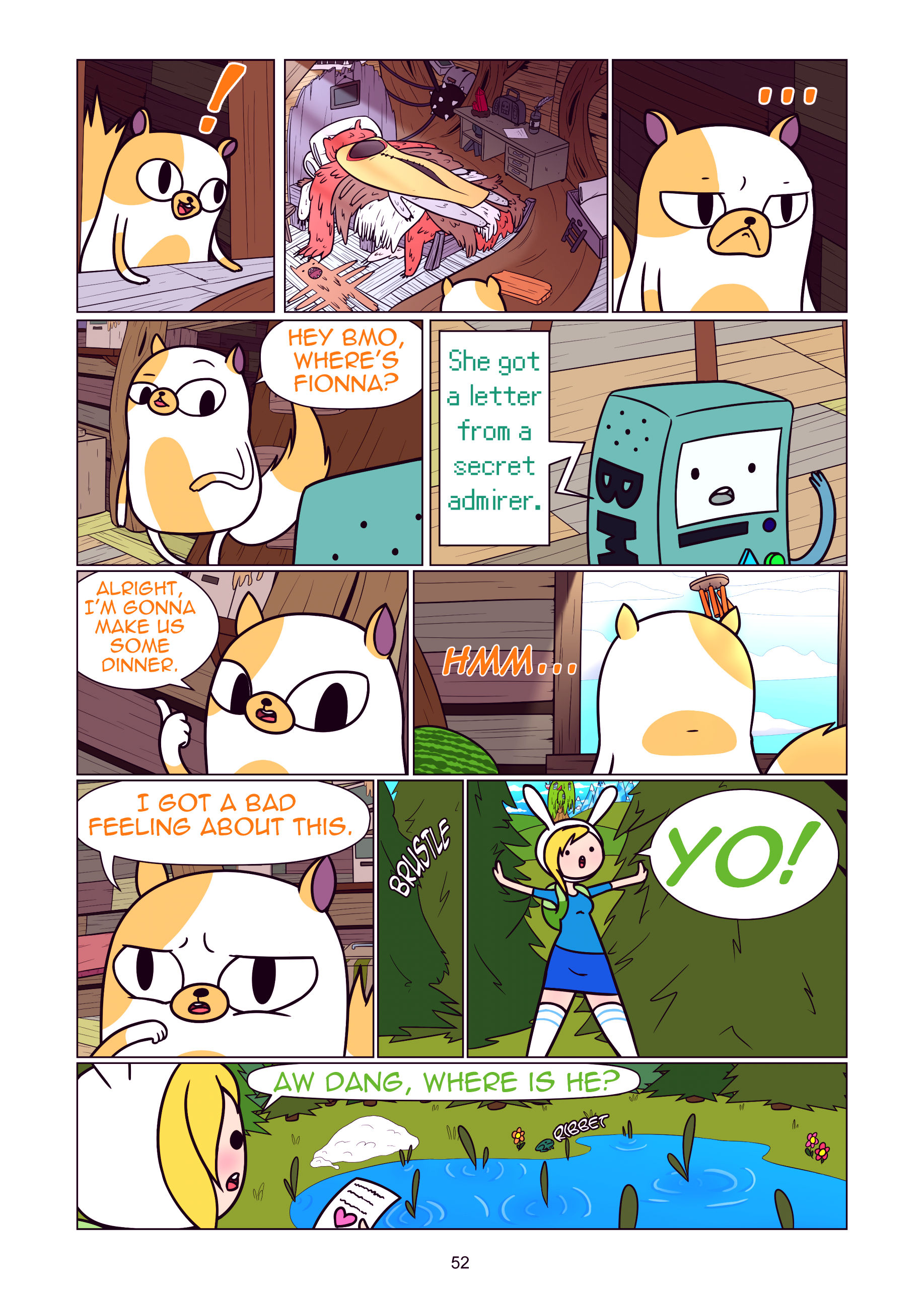 Misadventure time the collection porn comic picture 53