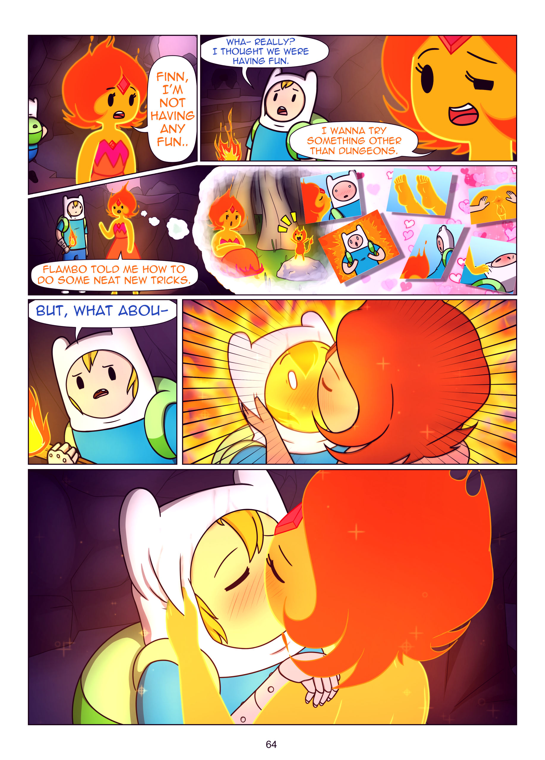 Misadventure time the collection porn comic picture 65