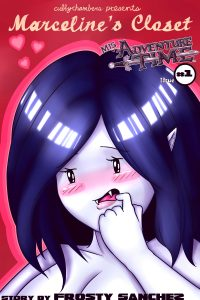 Misadventure Time 1: Marceline's Closet