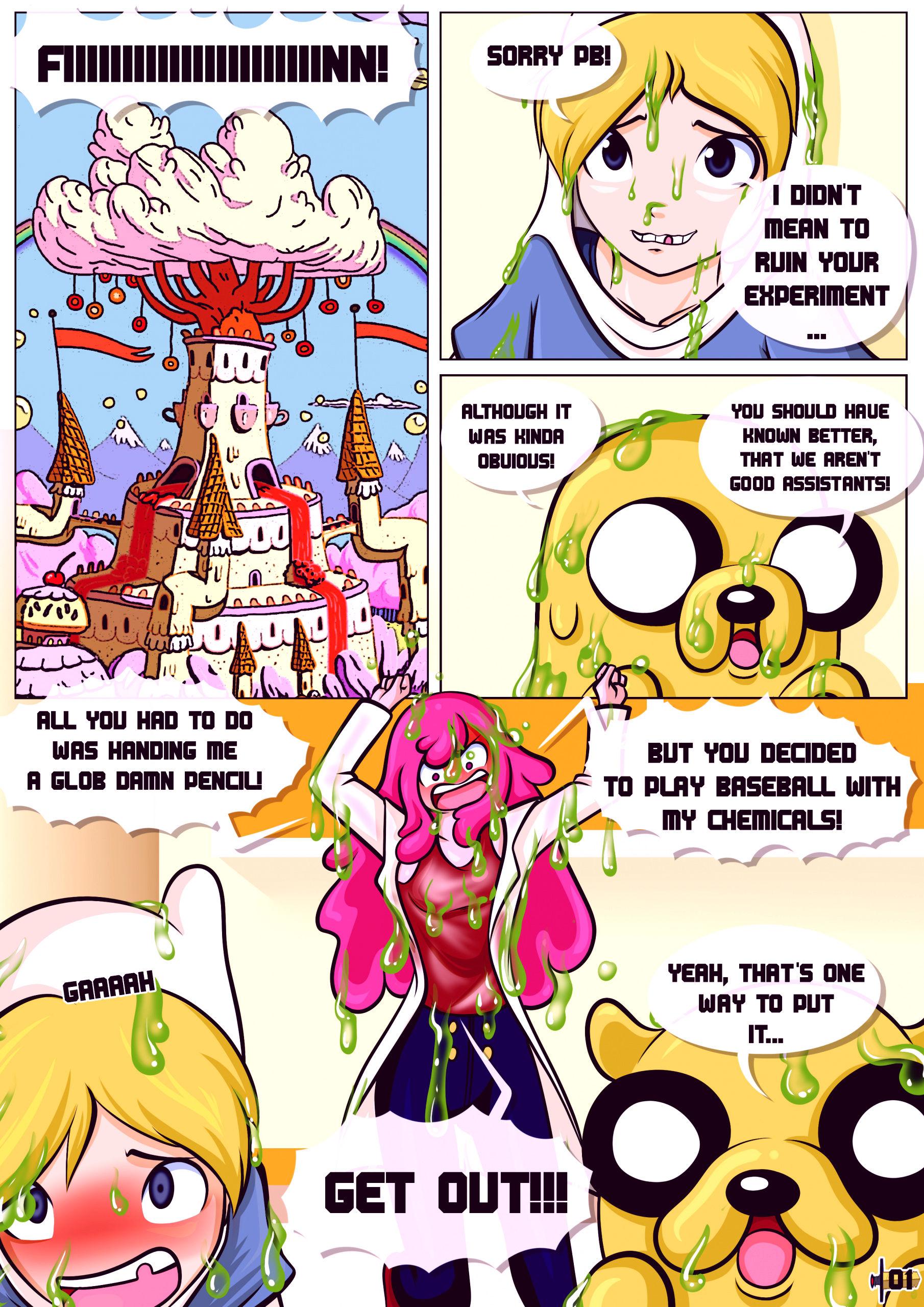 Princess day off porn comic picture 2