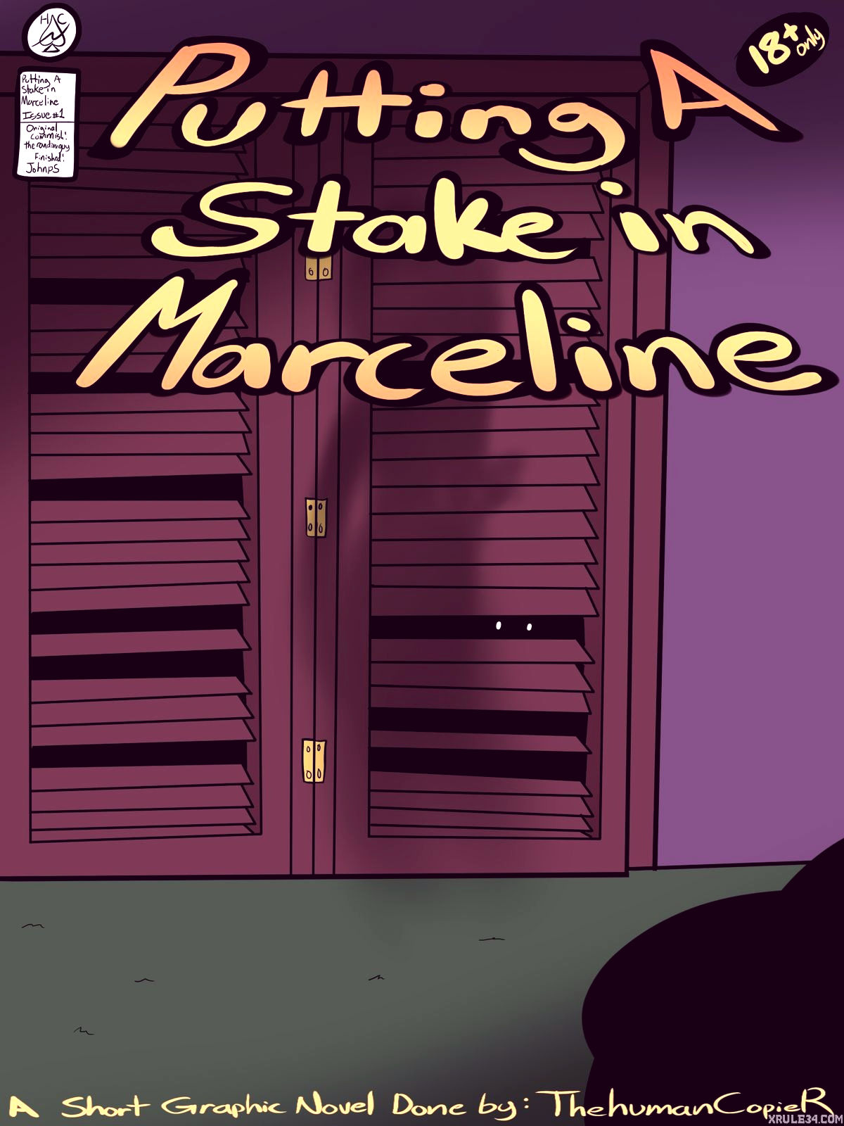 Putting a stake in marceline porn comic picture 1