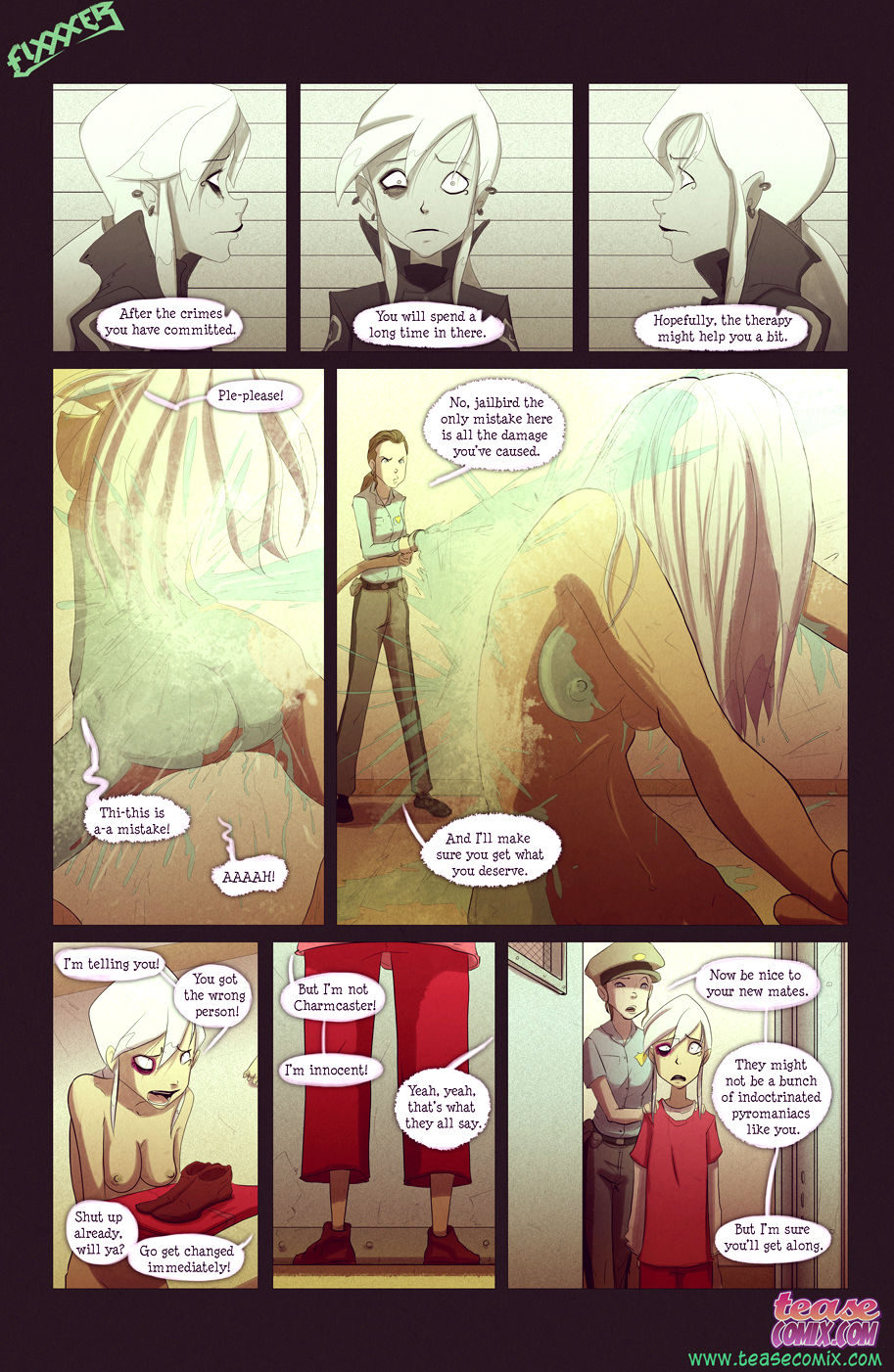 The witch with no name porn comic picture 3