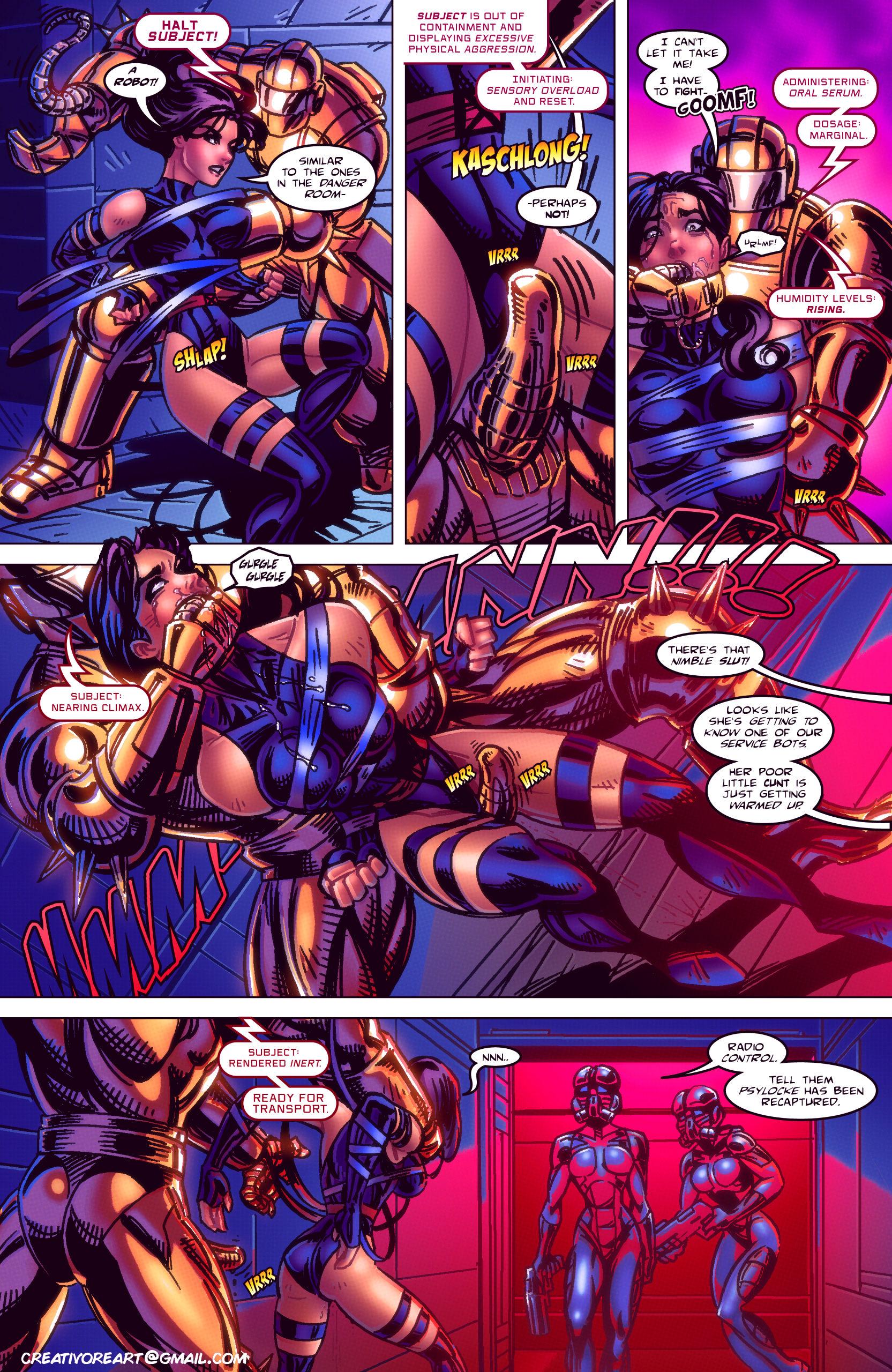 Breakout 1 3 porn comic picture 14