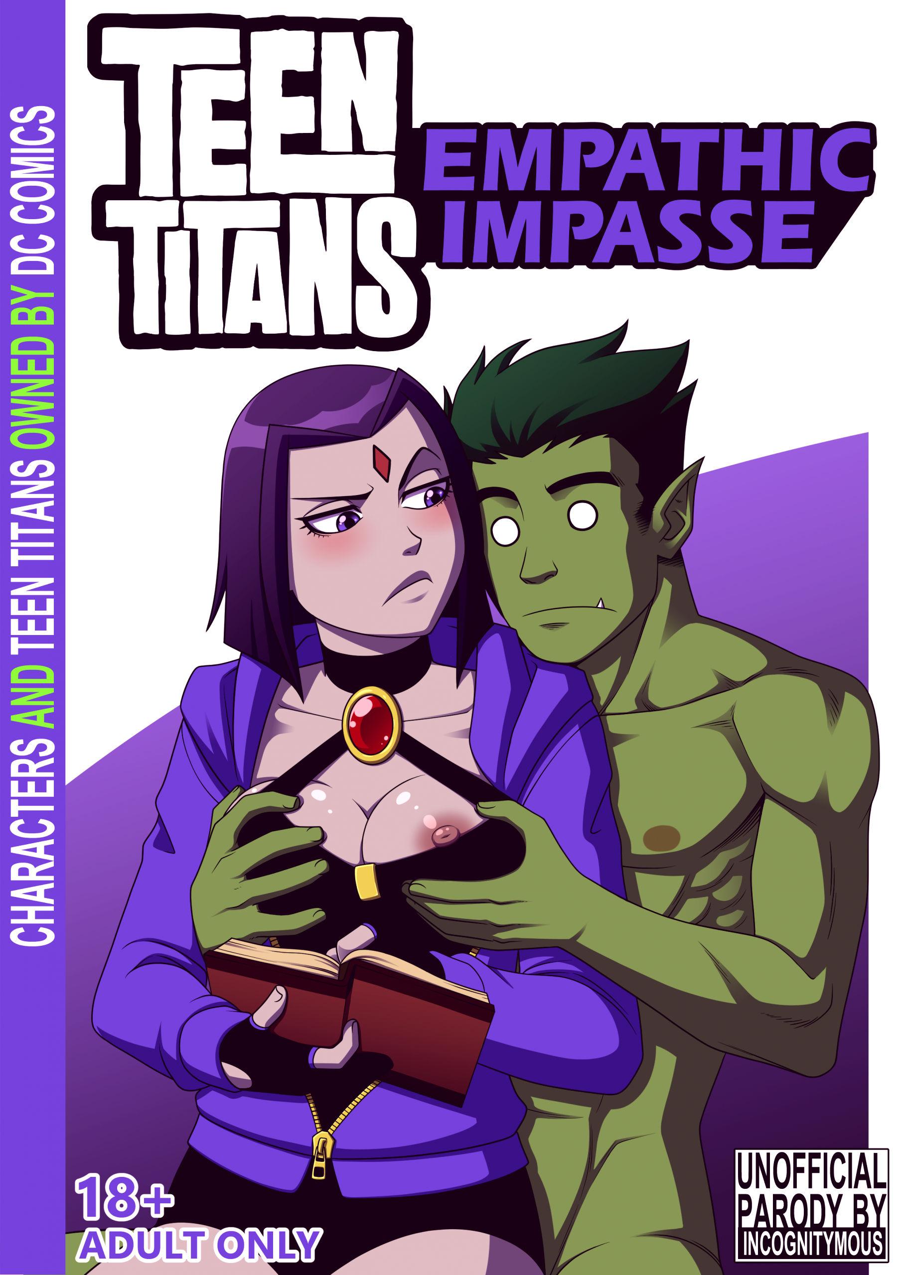 Empathic impasse porn comic picture 1