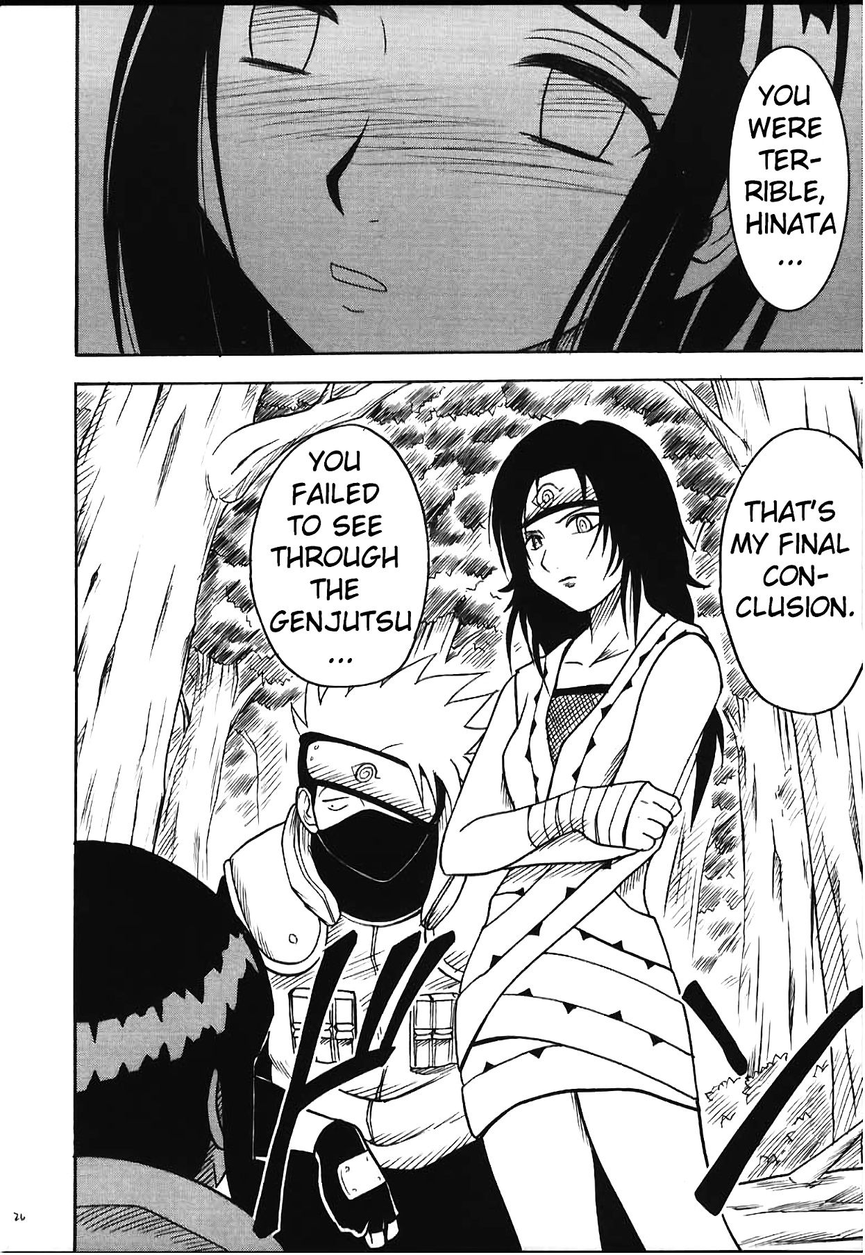 Hinata hentai manga picture 24