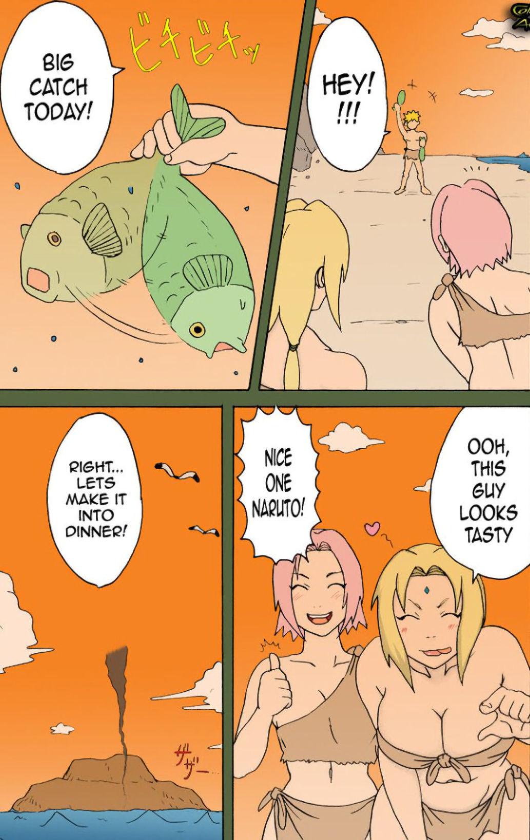 Jungle party hentai manga picture 2