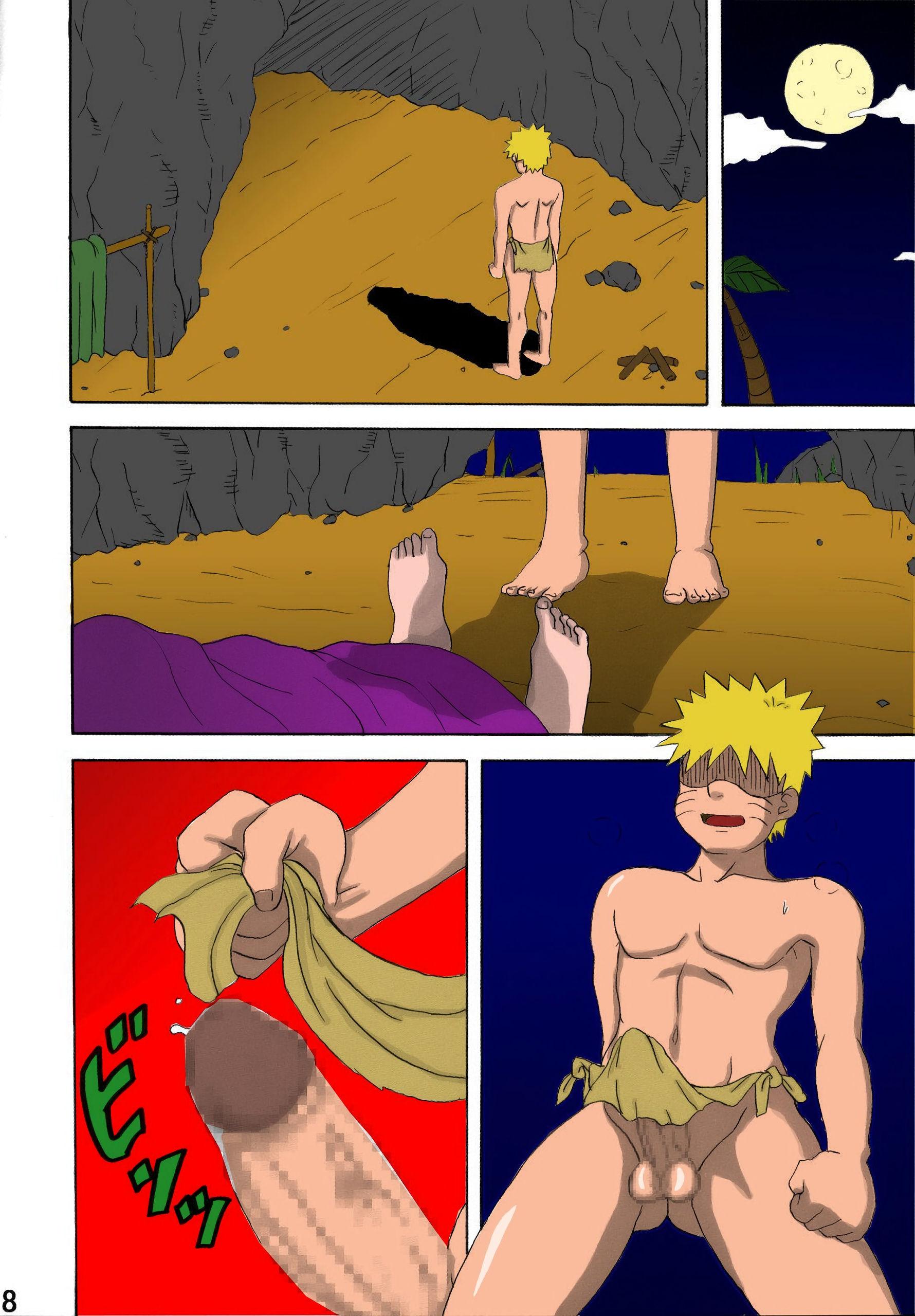 Jungle party hentai manga picture 7