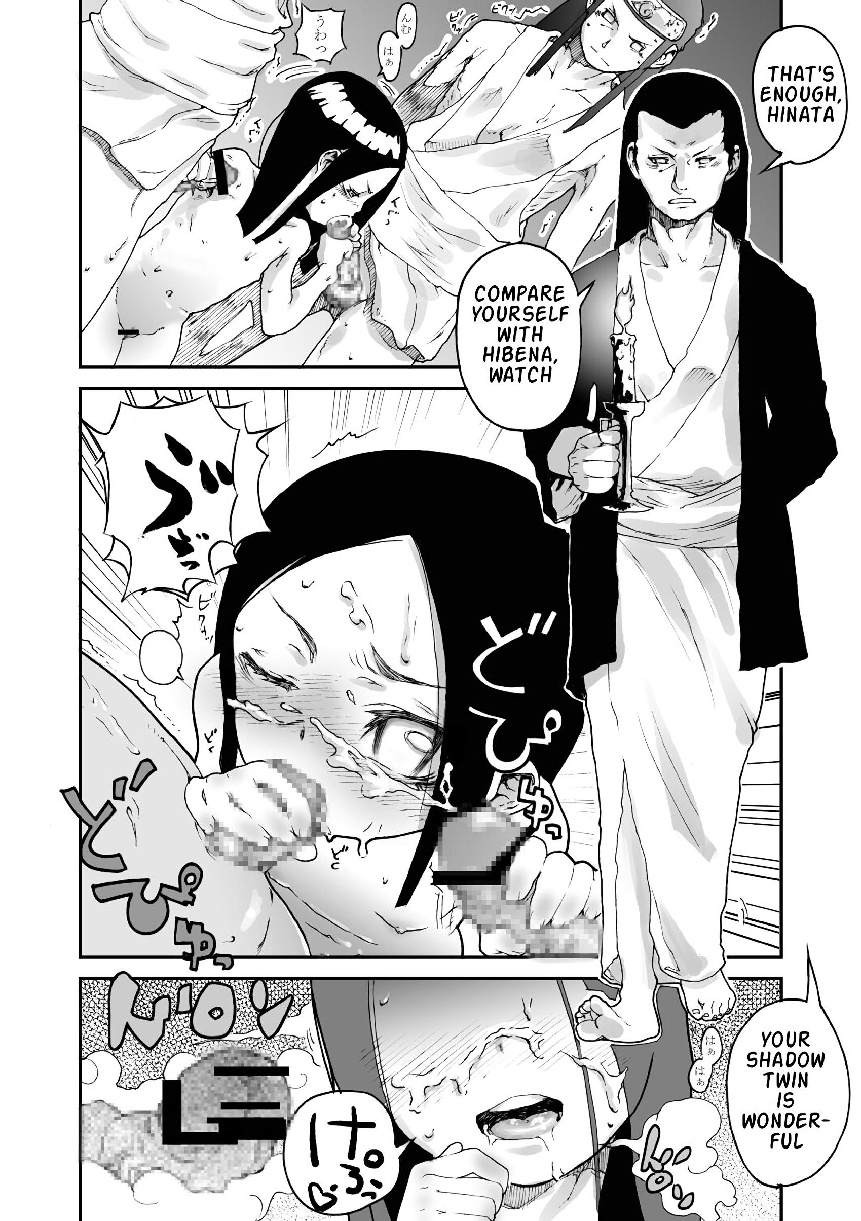 Konohas charm hentai manga picture 5