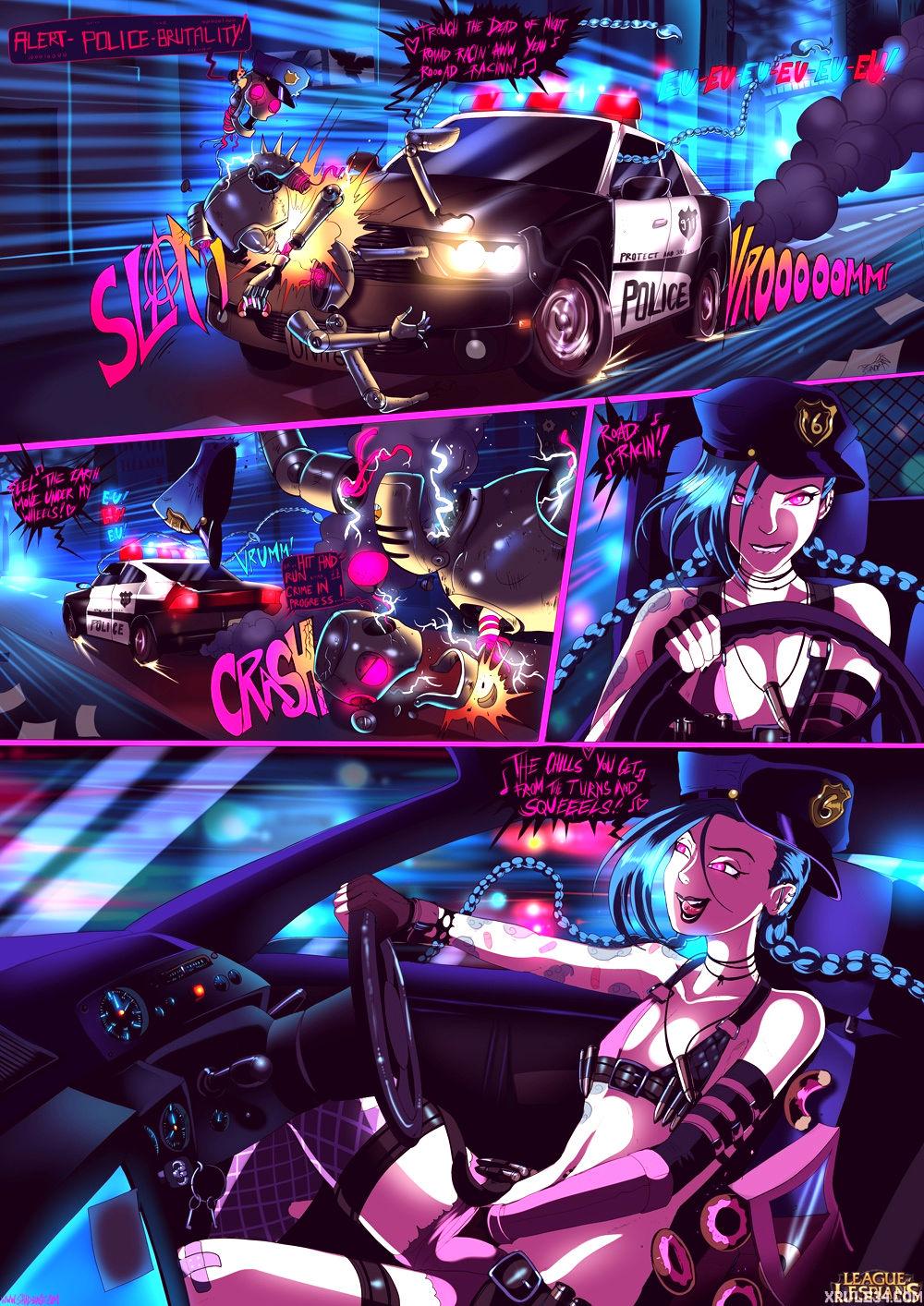 League of lesbians porn comic picture 10