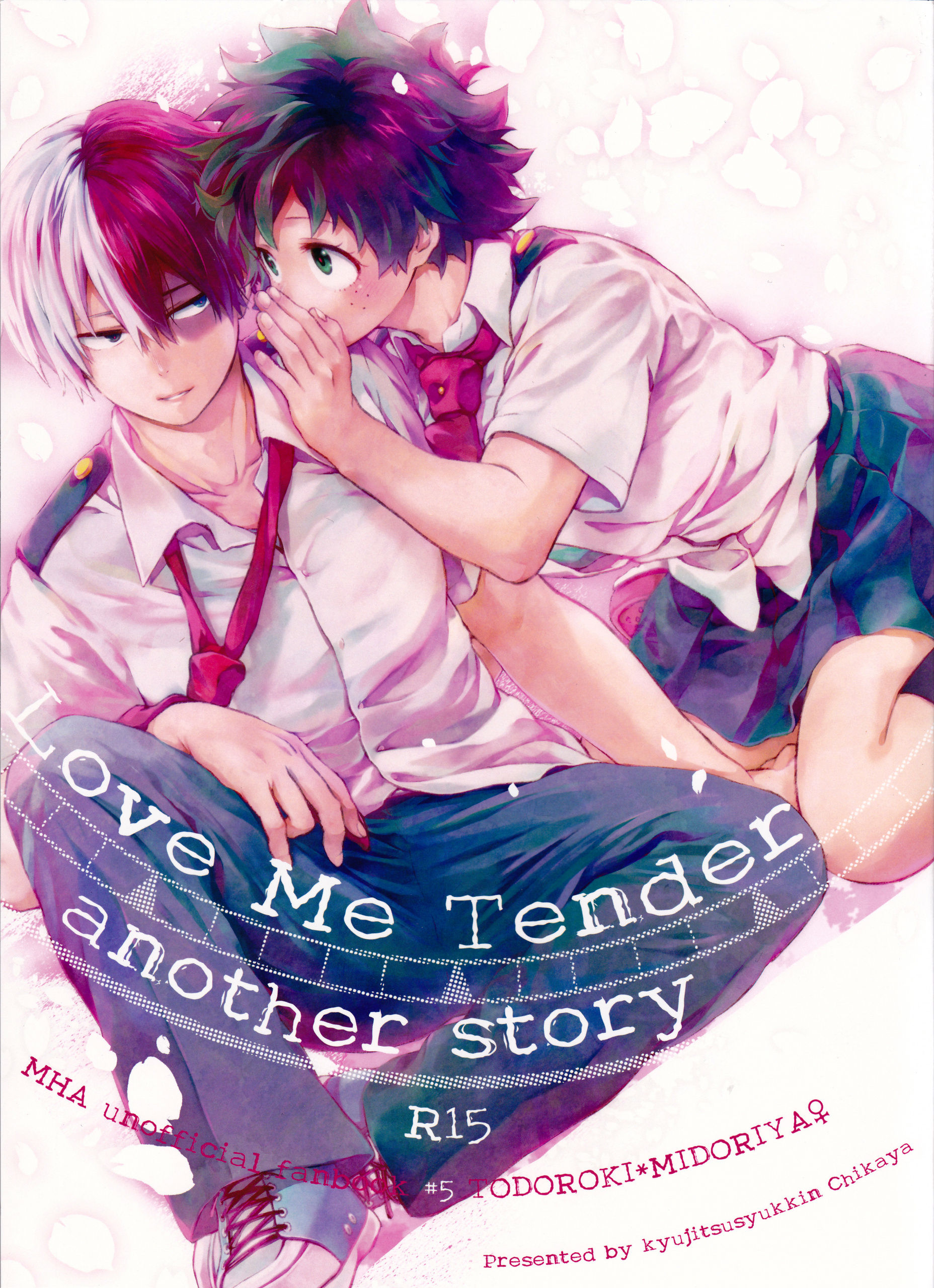 Love me tender another story hentai manga picture 1