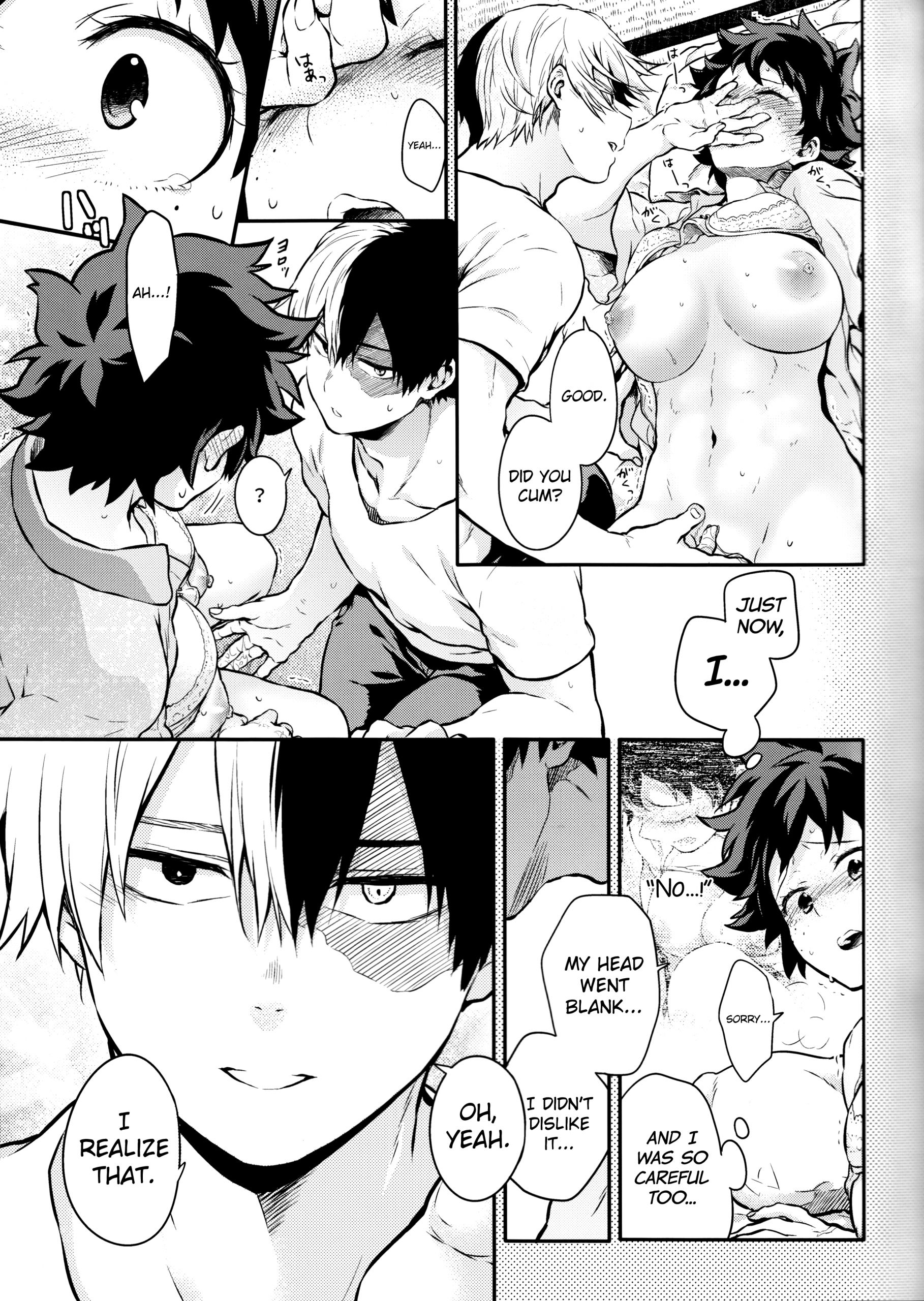 Love me tender another story hentai manga picture 27