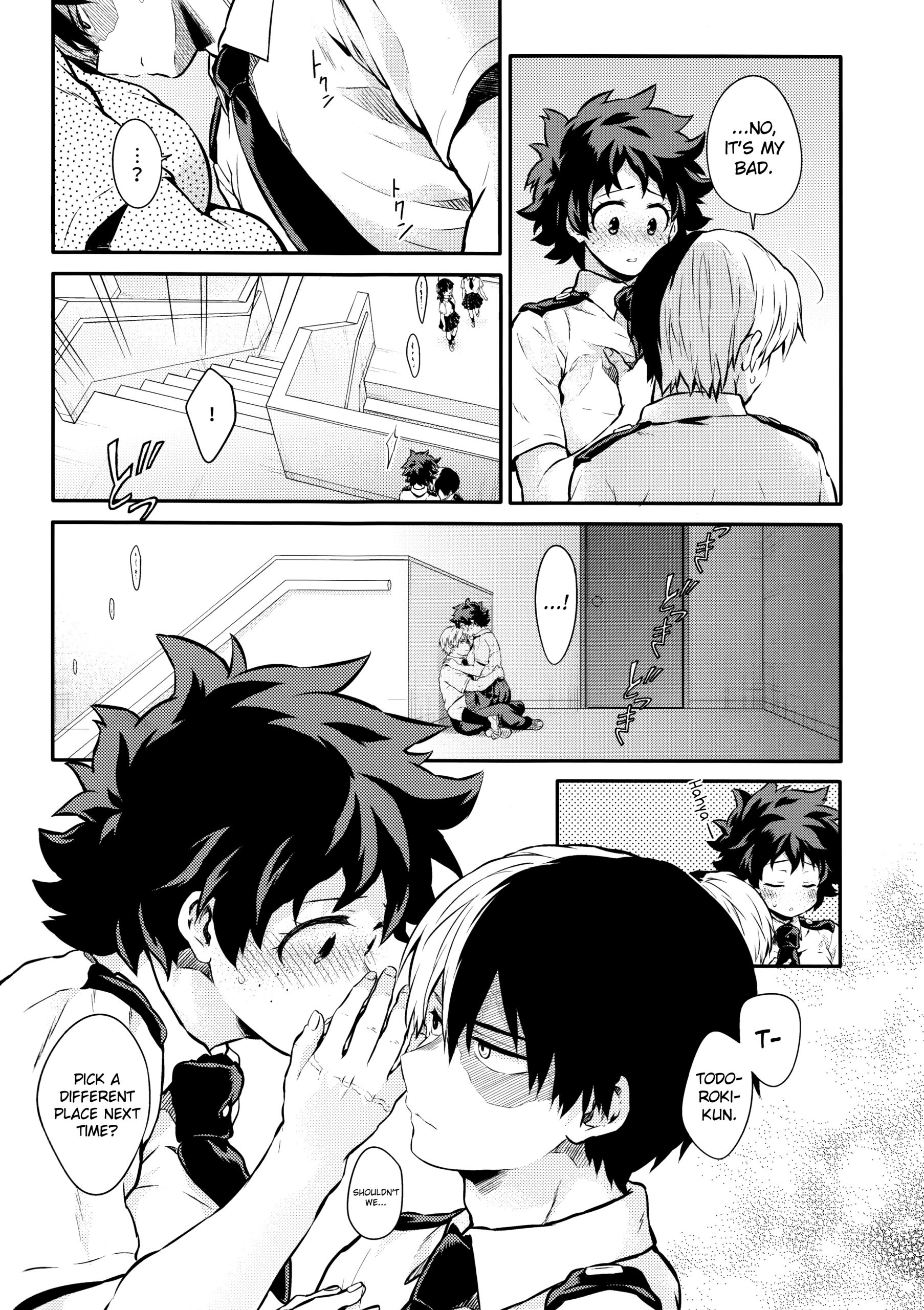 Love me tender another story hentai manga picture 56