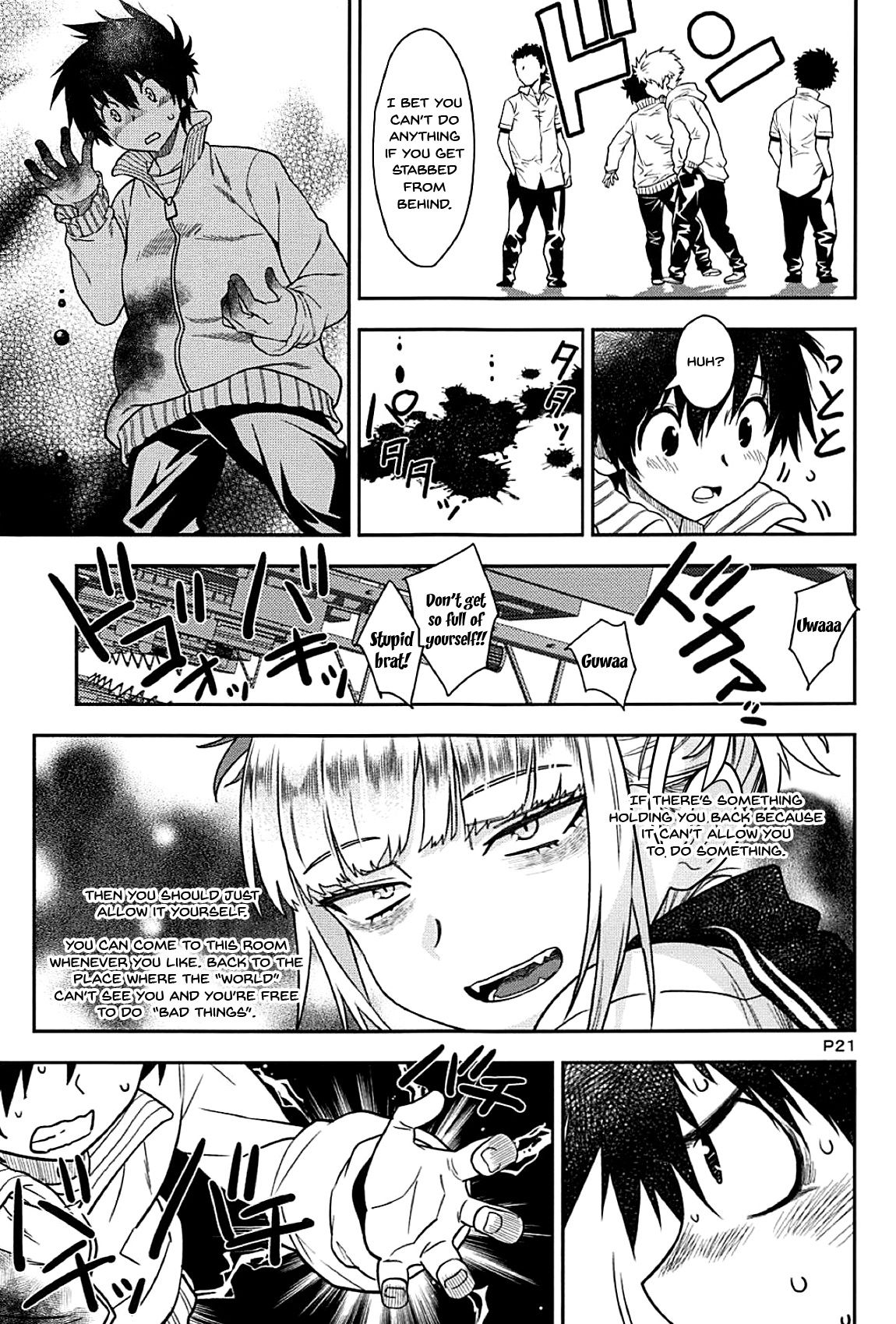 Motto waru i ko hentai manga picture 20