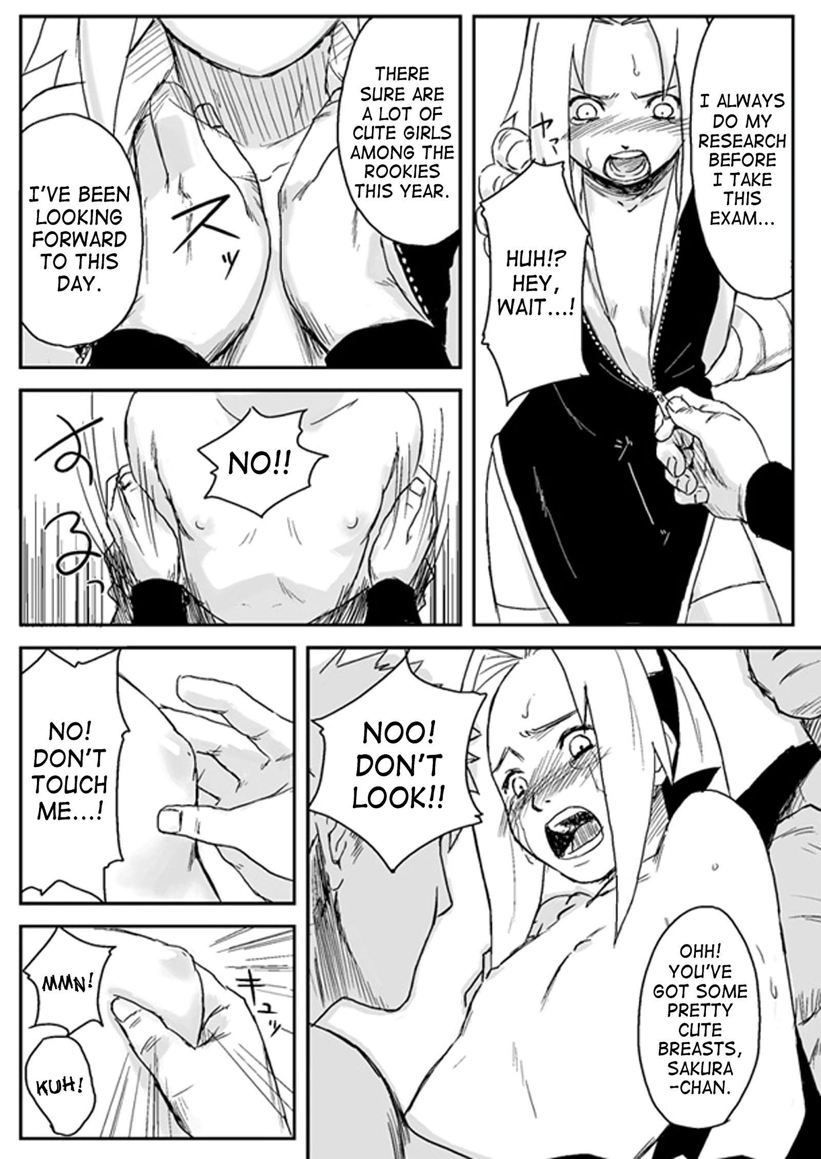 Ninja dependence vol. 1 hentai manga picture 3