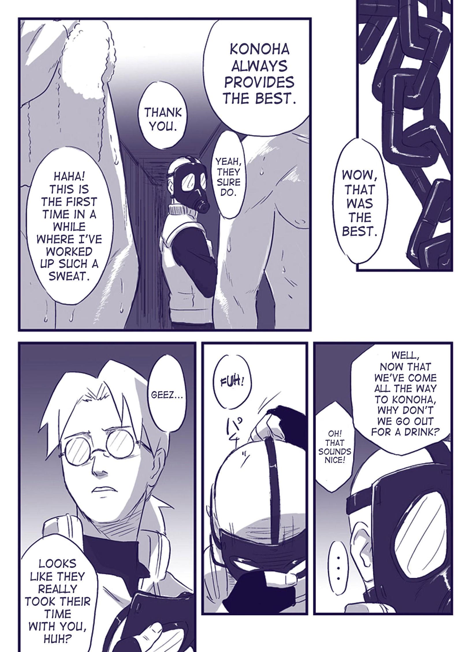 Ninja dependence vol. 2 hentai manga picture 29