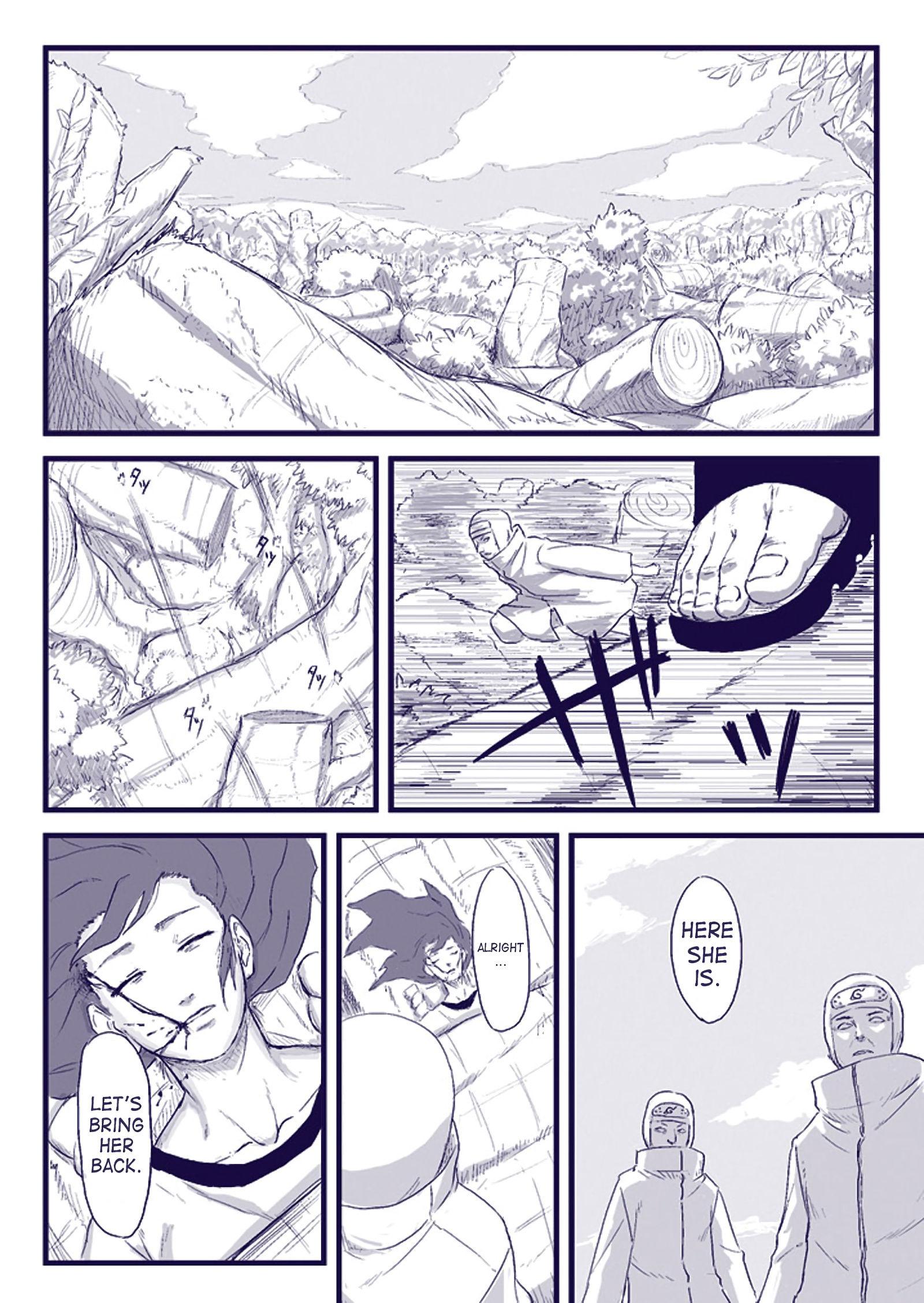 Ninja dependence vol. 2 hentai manga picture 3