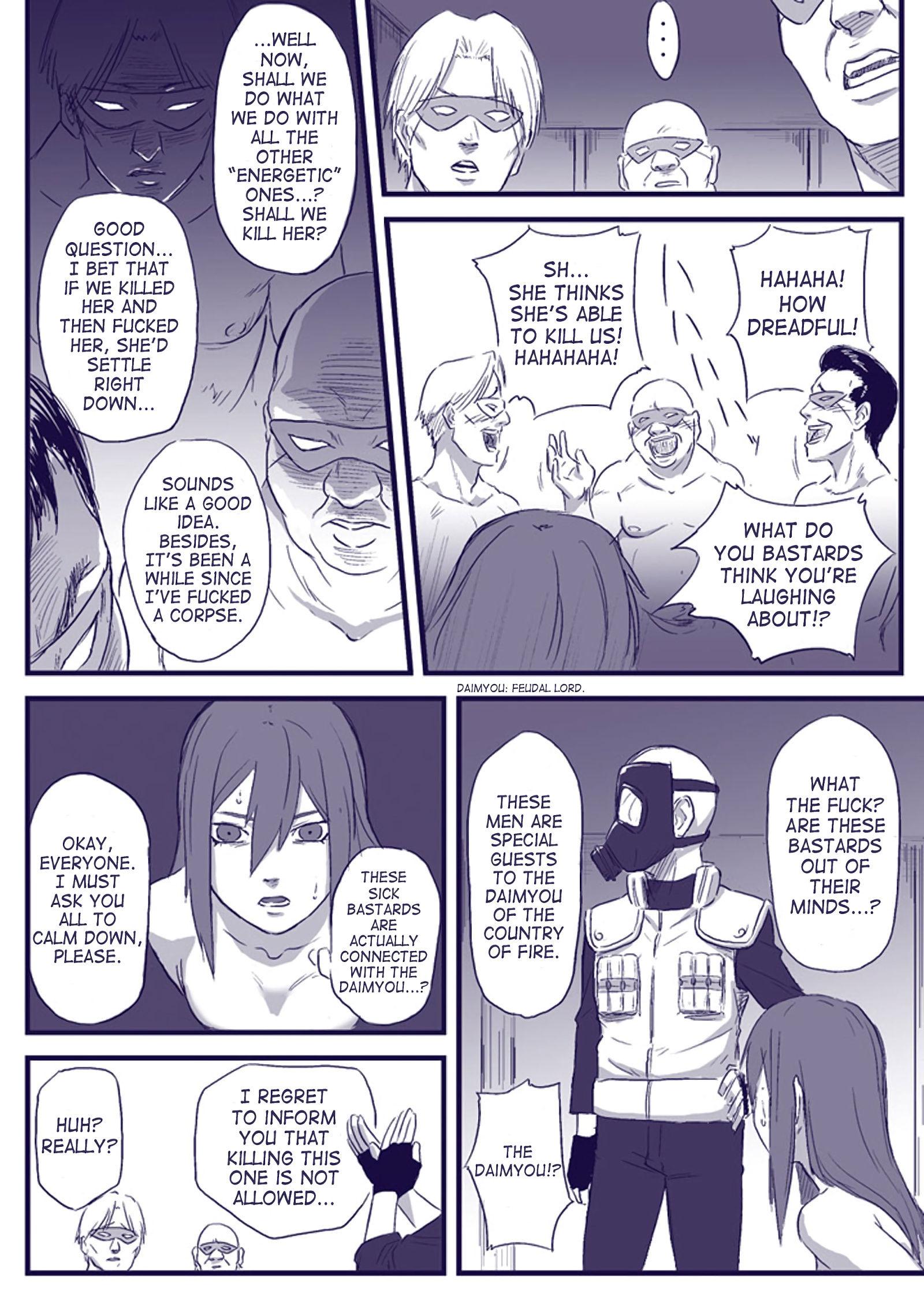 Ninja dependence vol. 2 hentai manga picture 6