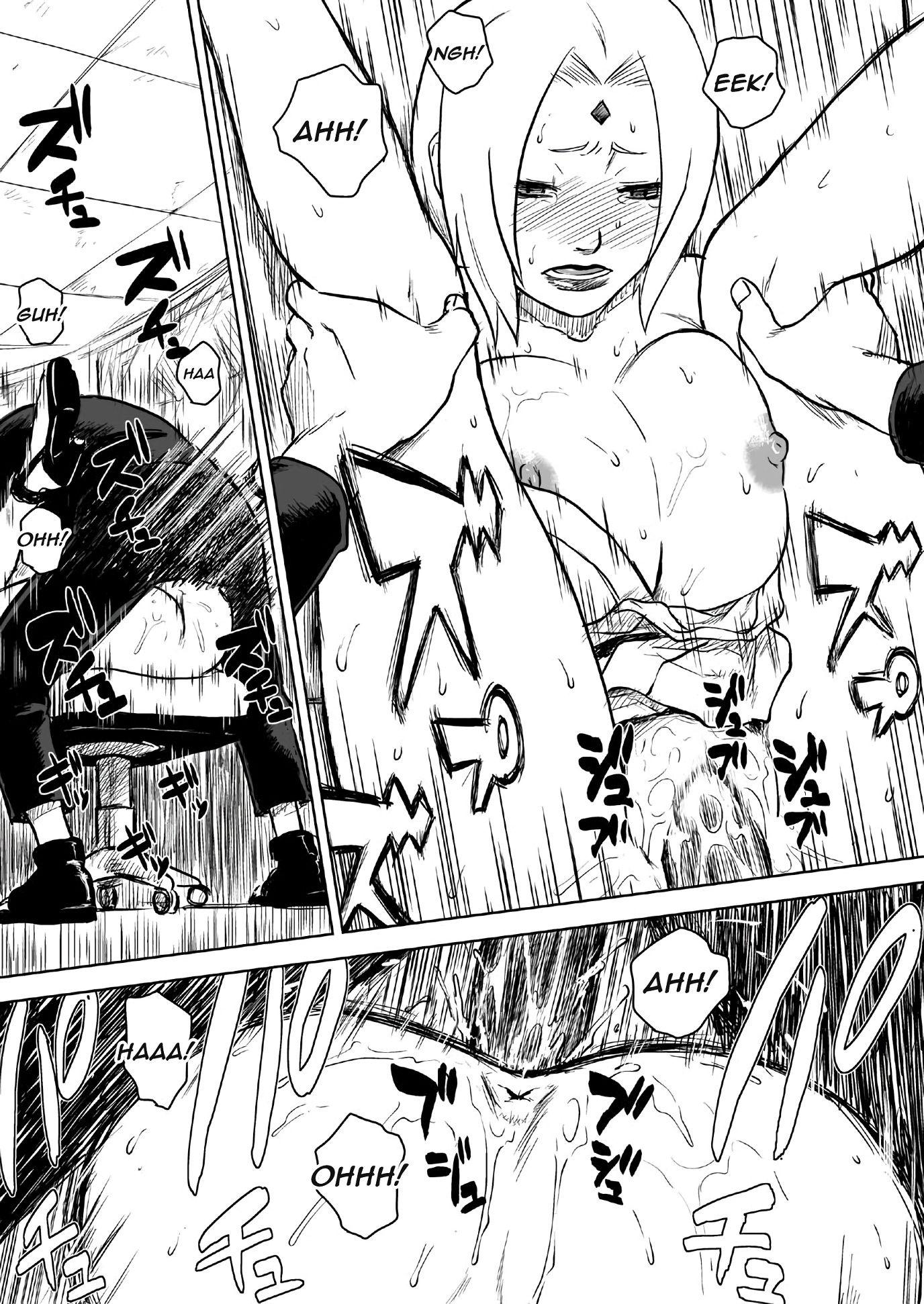 Ninja dependence vol. 5 hentai manga picture 7