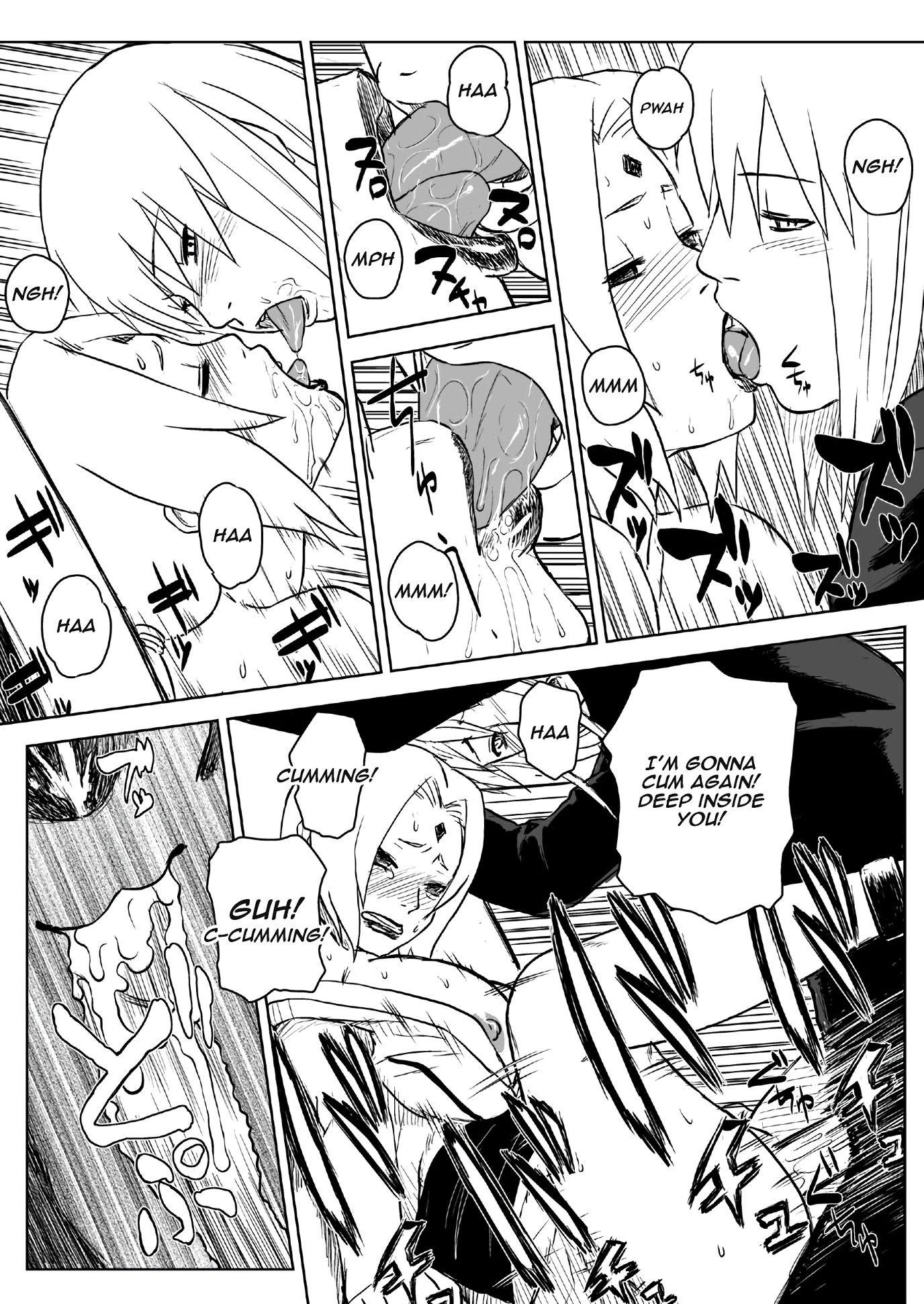 Ninja dependence vol. 5 hentai manga picture 8