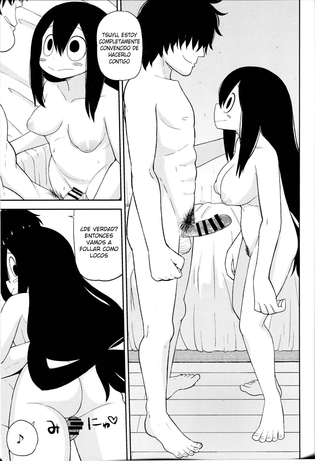 Tsuyu biyori hentai manga picture 15
