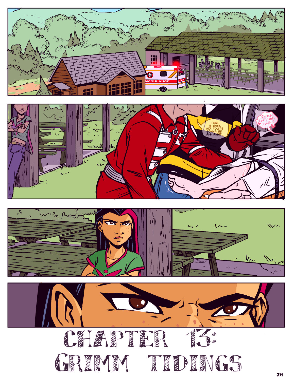 Camp sherwood 2 porn comic picture 68